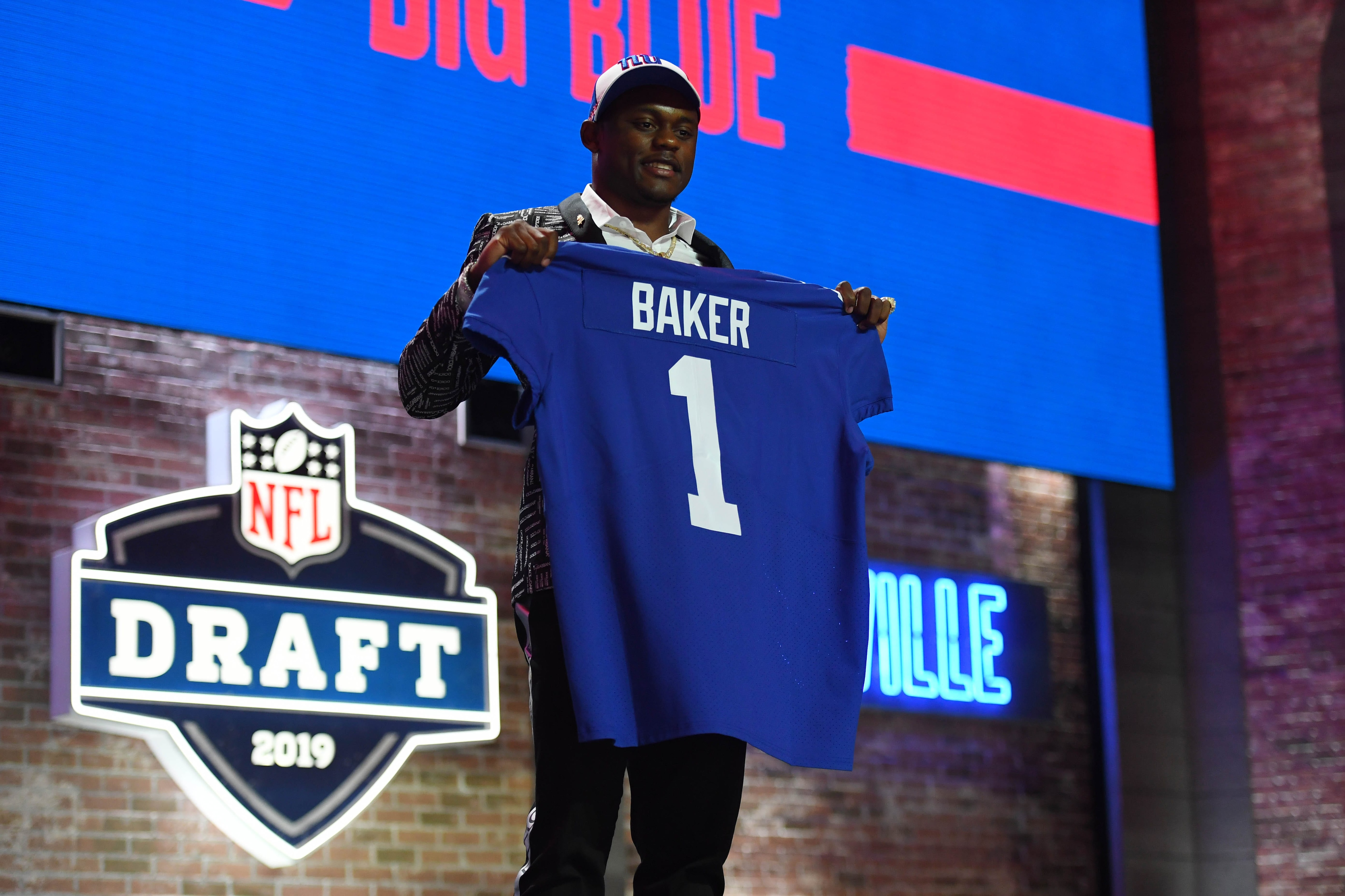 d2ae6413 What does New York Giants 1st Round Pick Deandre Baker Bring to the ...