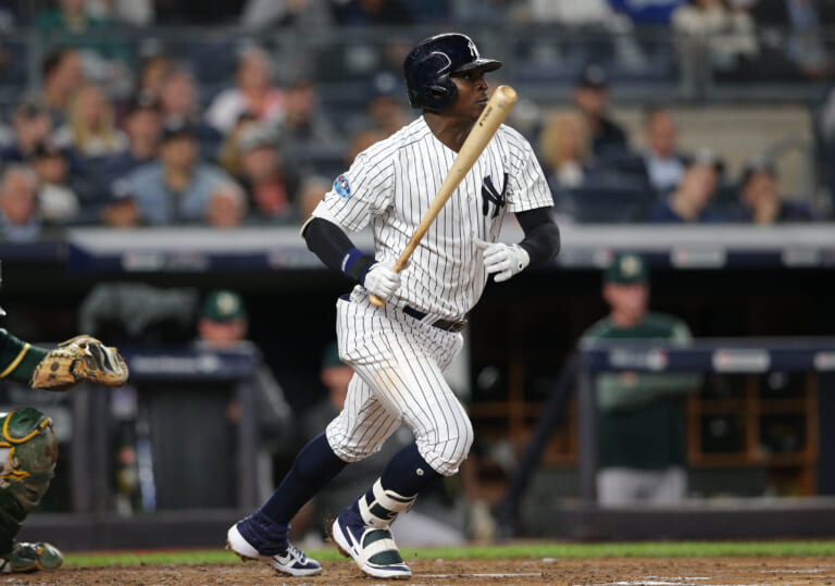 New York Yankees shortstop, Didi Gregorius.
