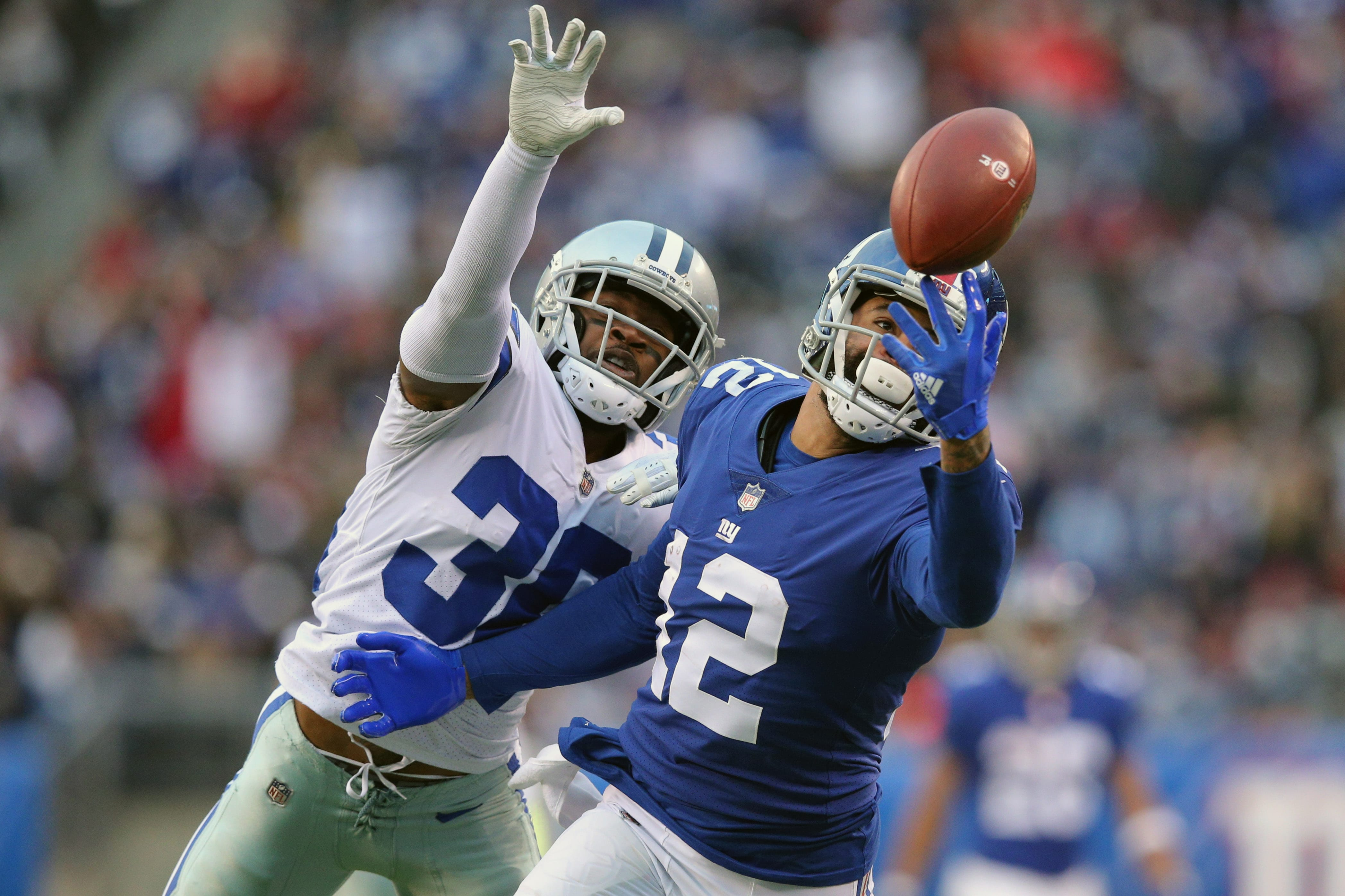 57ff3139 New York Giants: Looking into the top offensive position battles ...