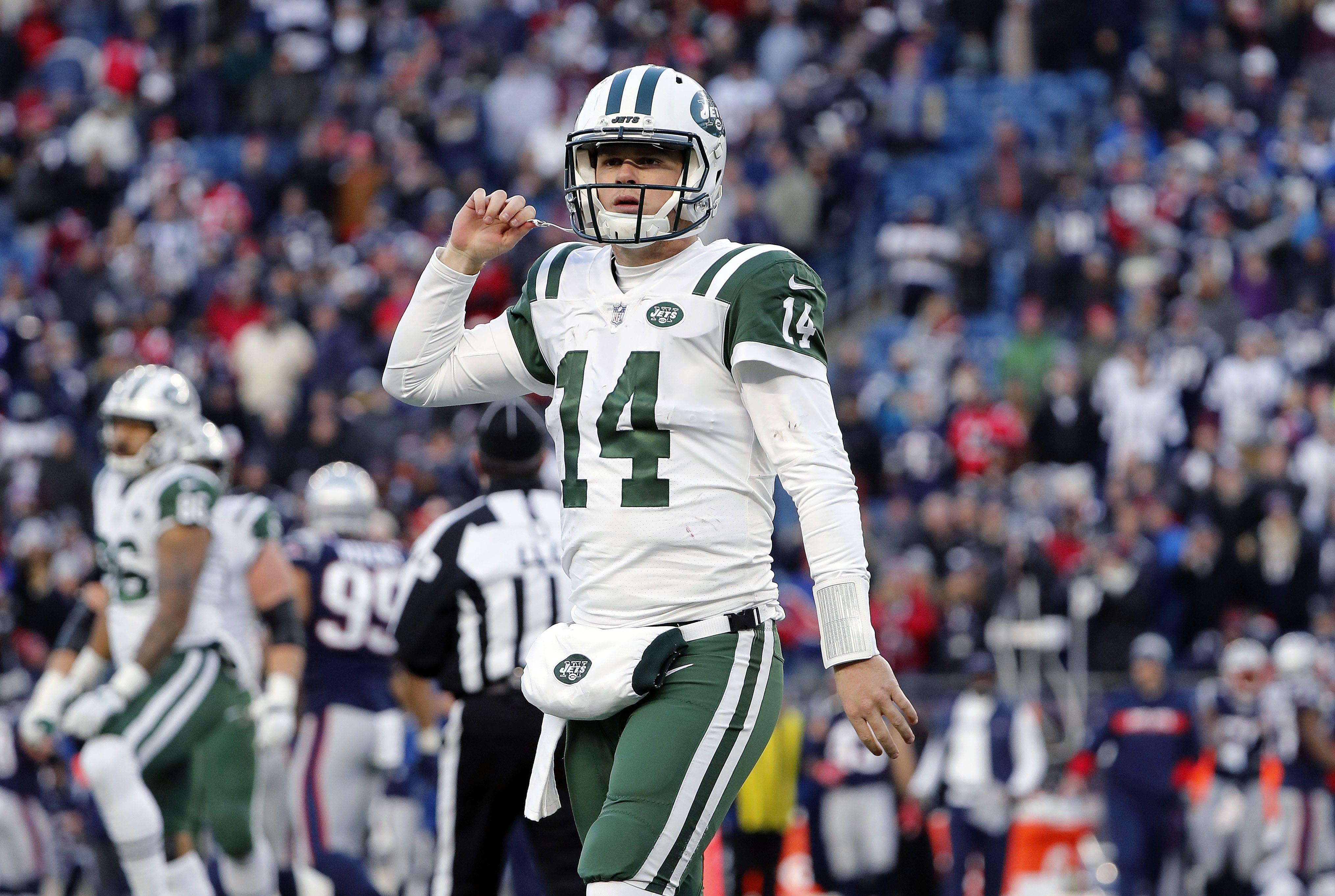 New York Jets, Sam Darnold