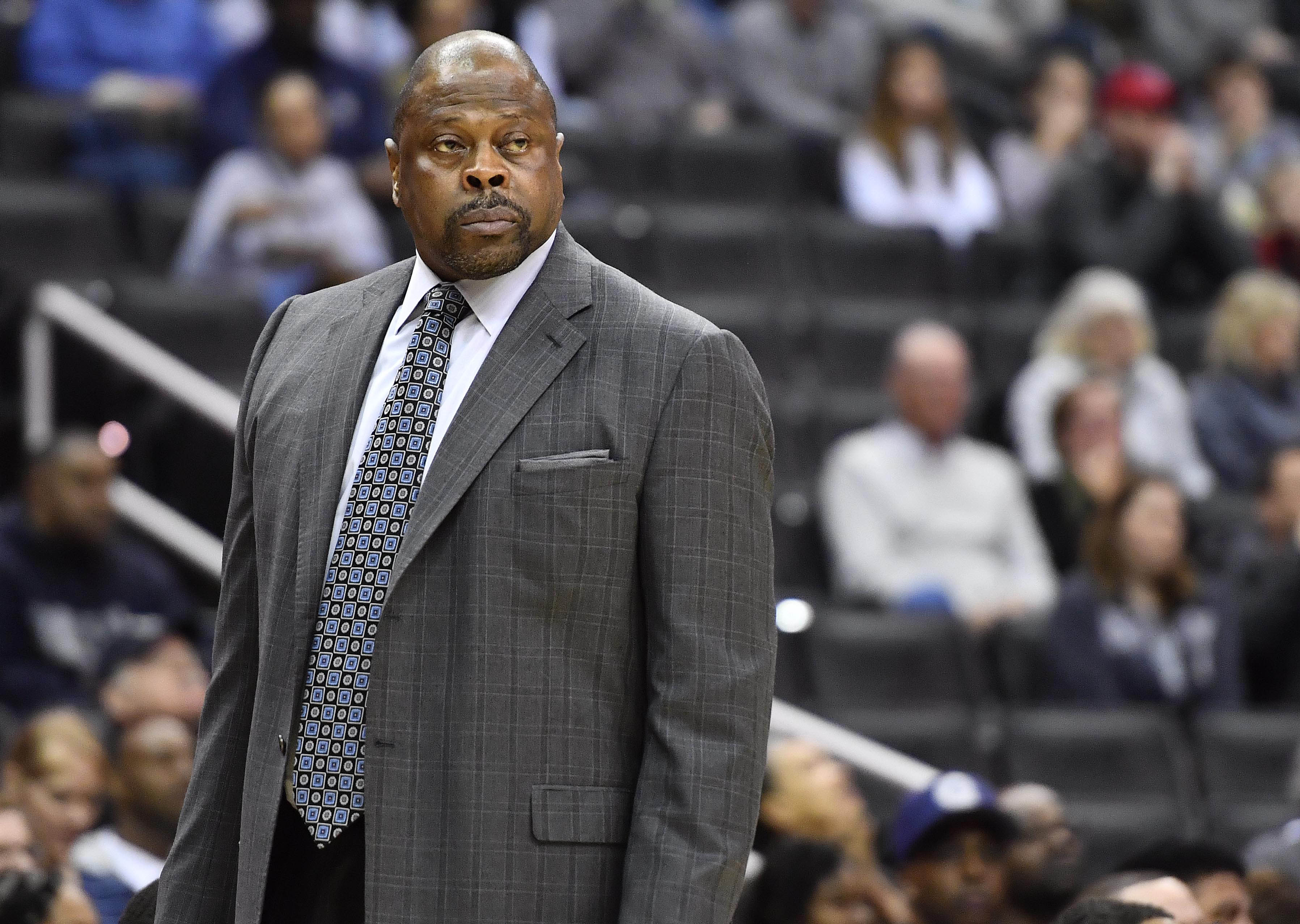 New York Knicks, Patrick Ewing
