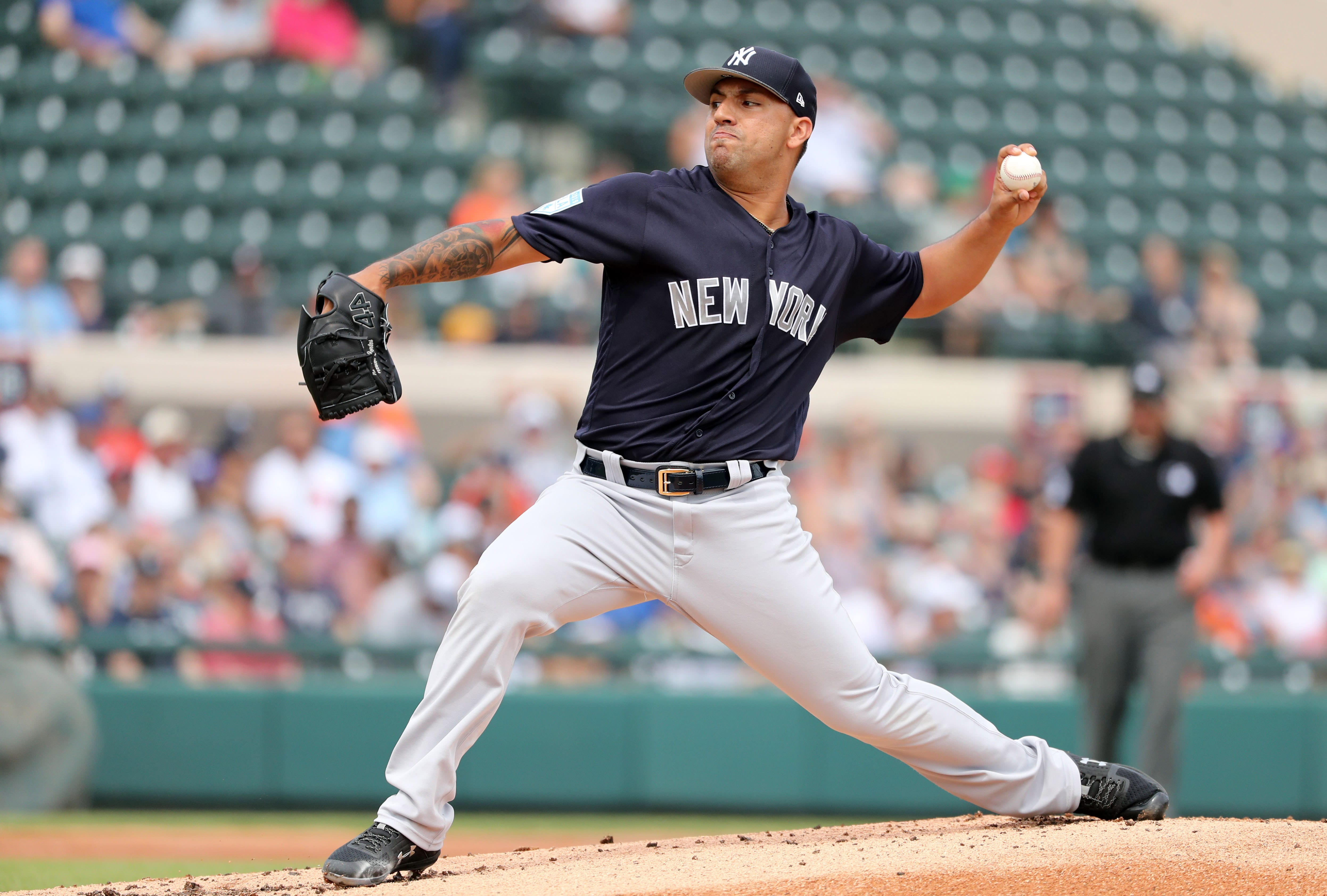 New York Yankees, Nestor Cortes Jr.