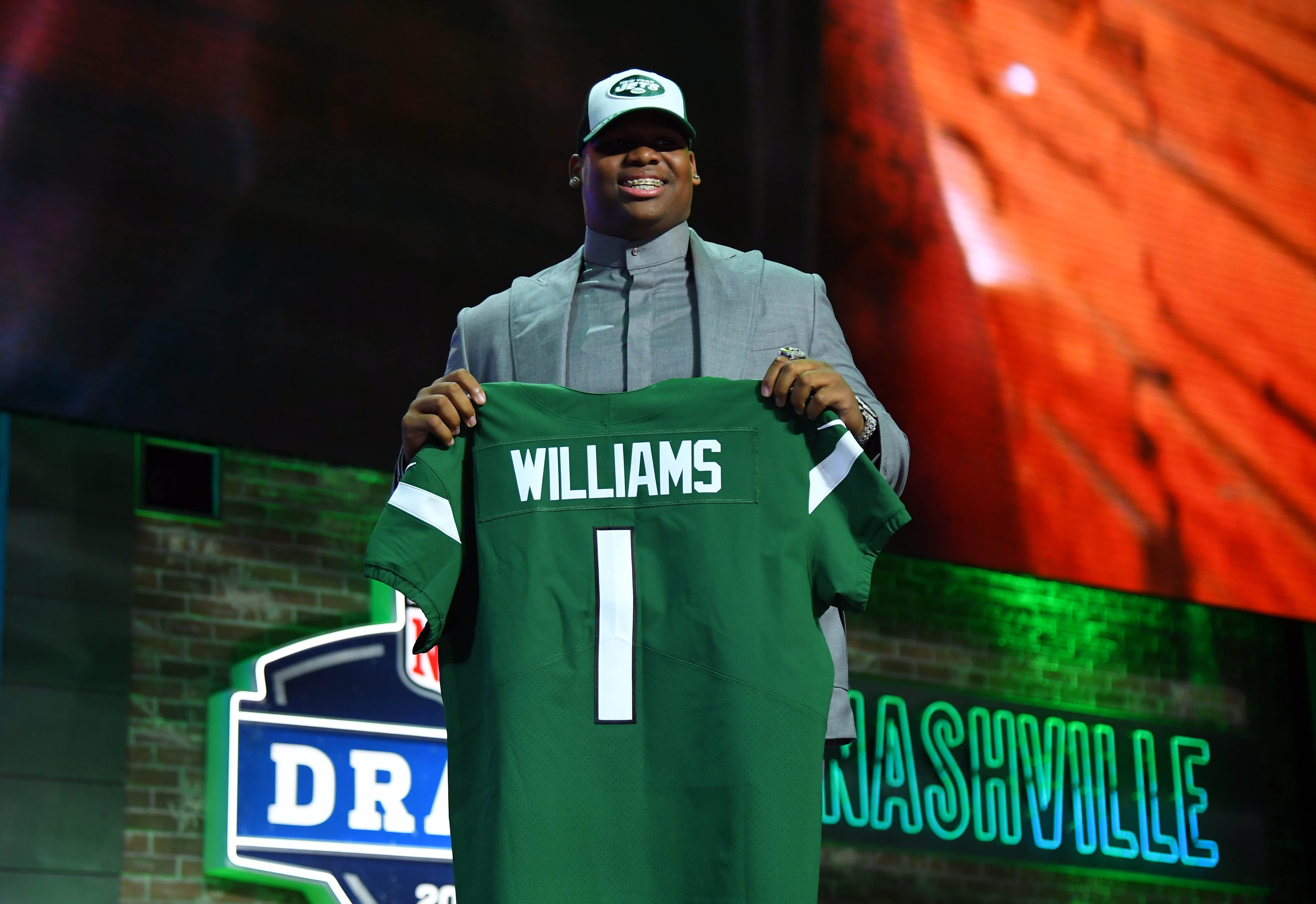 7bf3e6bb New York Jets: Quinnen Williams will face challenges in his rookie ...