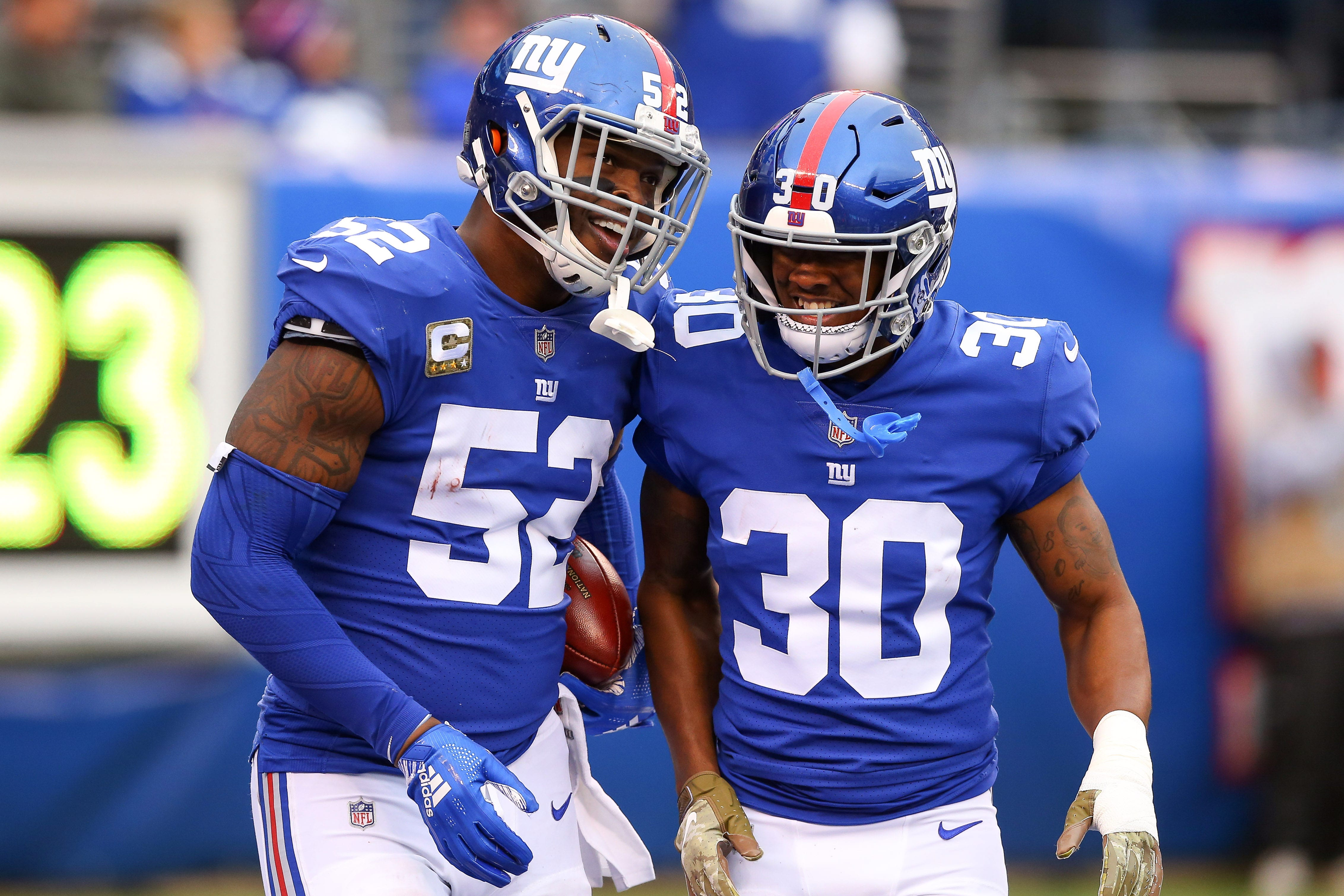 New York Giants, Alec Ogletree