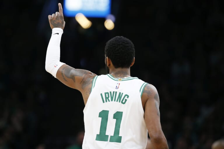 What should the New York Knicks do if they lose out on Celtics star, Kyrie Irving?