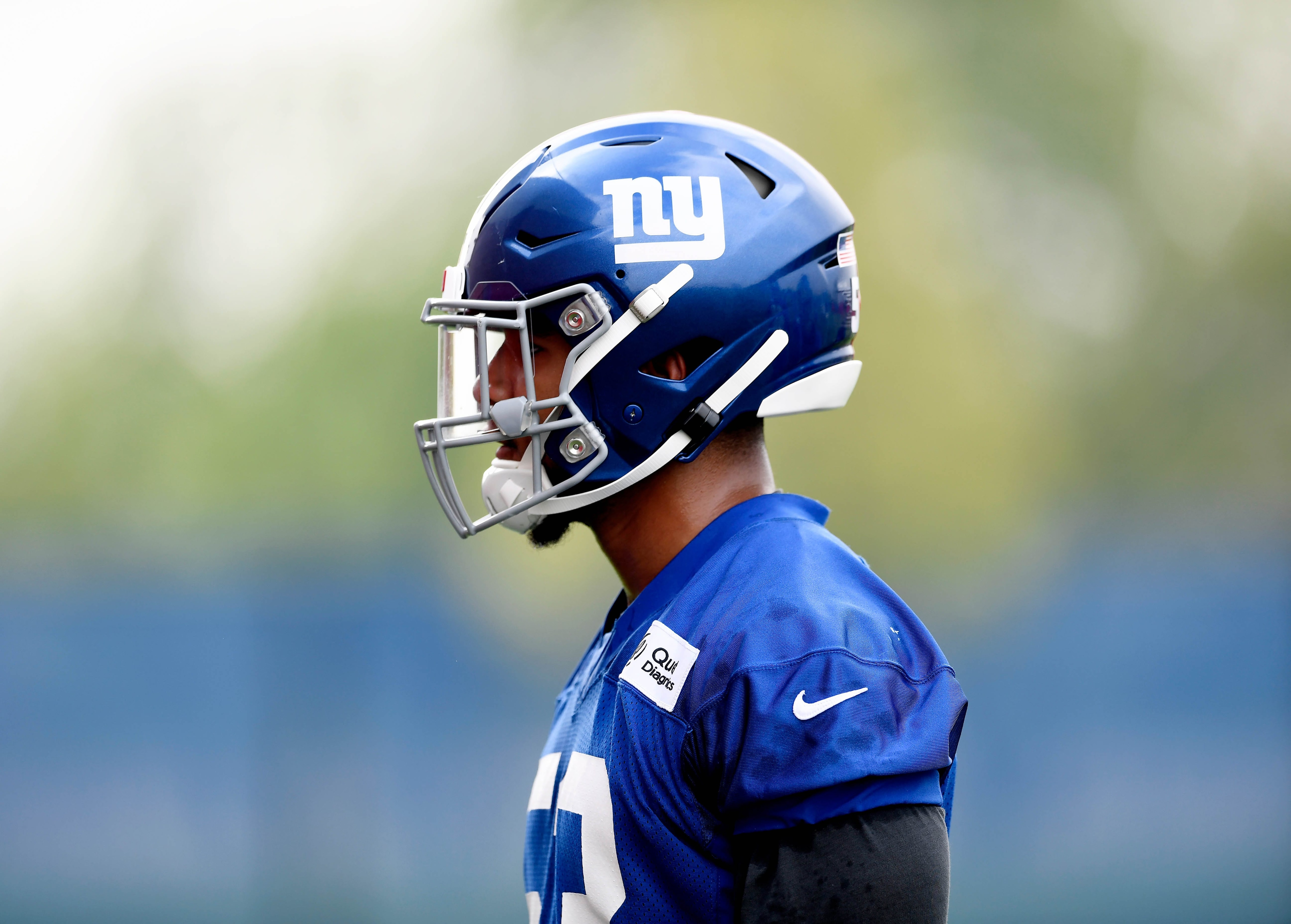 online retailer 7f6a4 2d761 New York Giants: Can Oshane Ximines crack the starting ...
