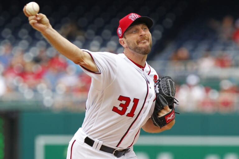 Could the New York Yankees pursue Max Scherzer in a trade?
