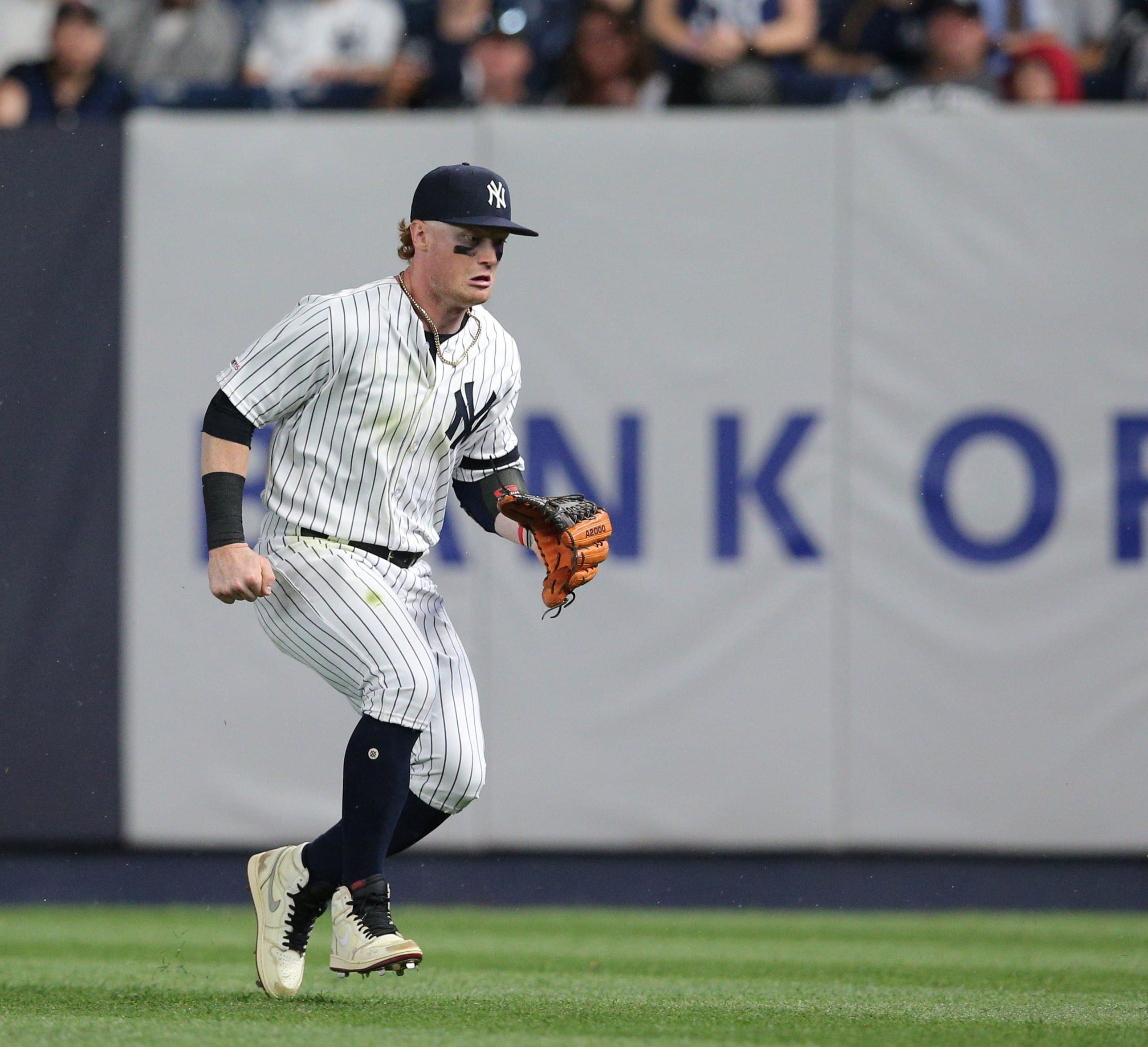New York Yankees, Clint Frazier