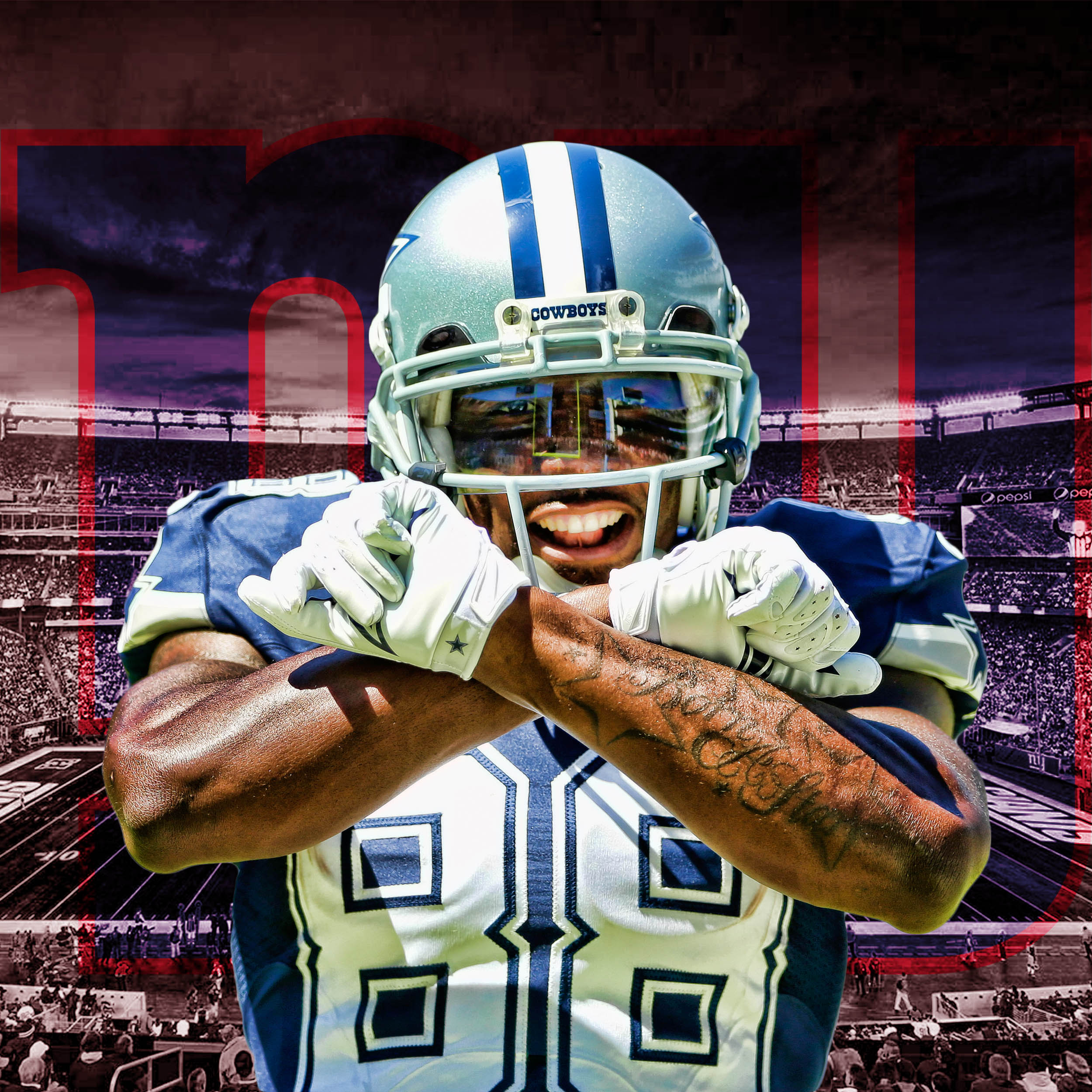 New York Giants Why Signing Dez Bryant Is A Terrible Idea