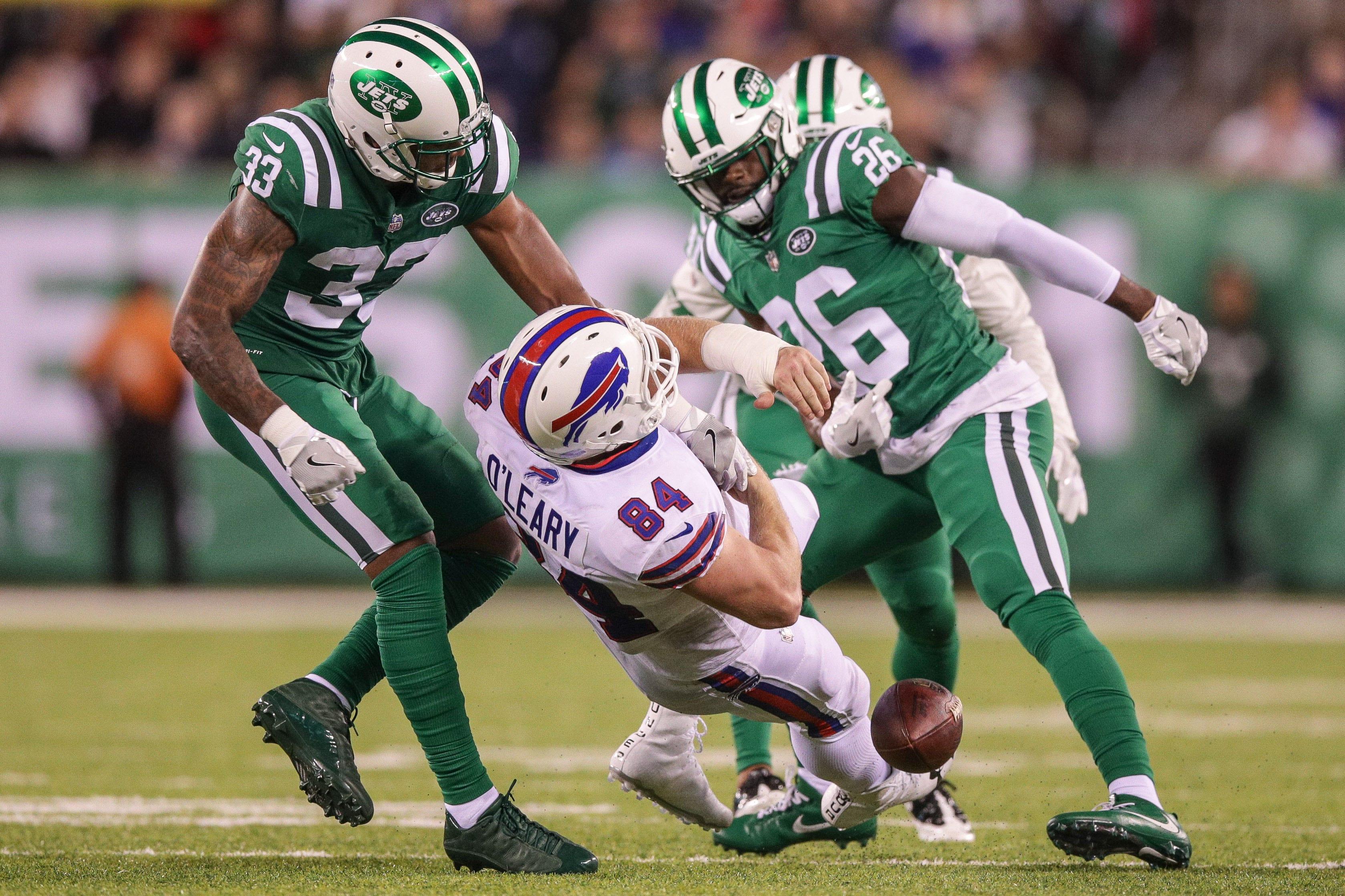 New York Jets, Jamal Adams, Marcus Maye