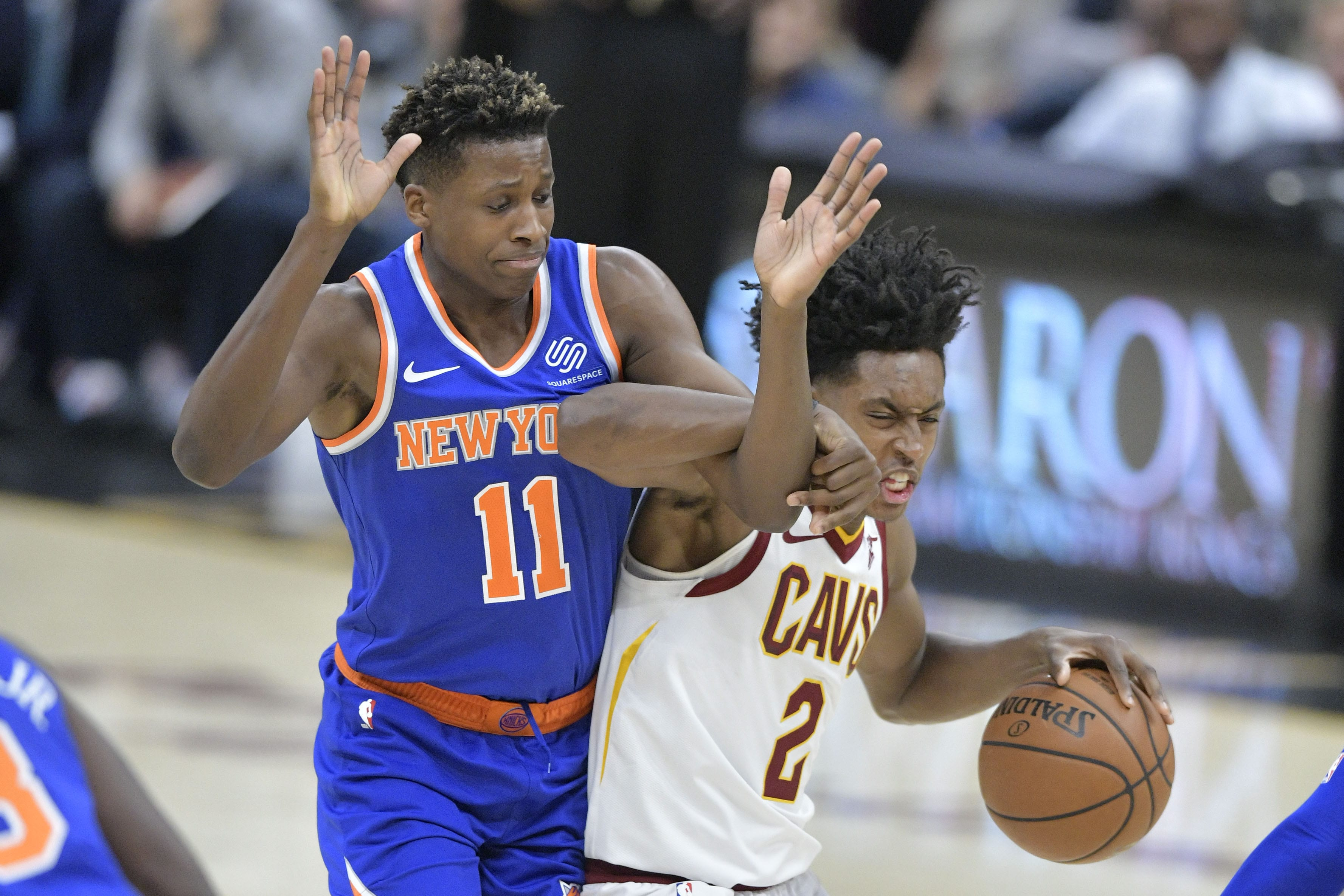 New York Knicks, Frnak Ntilikina