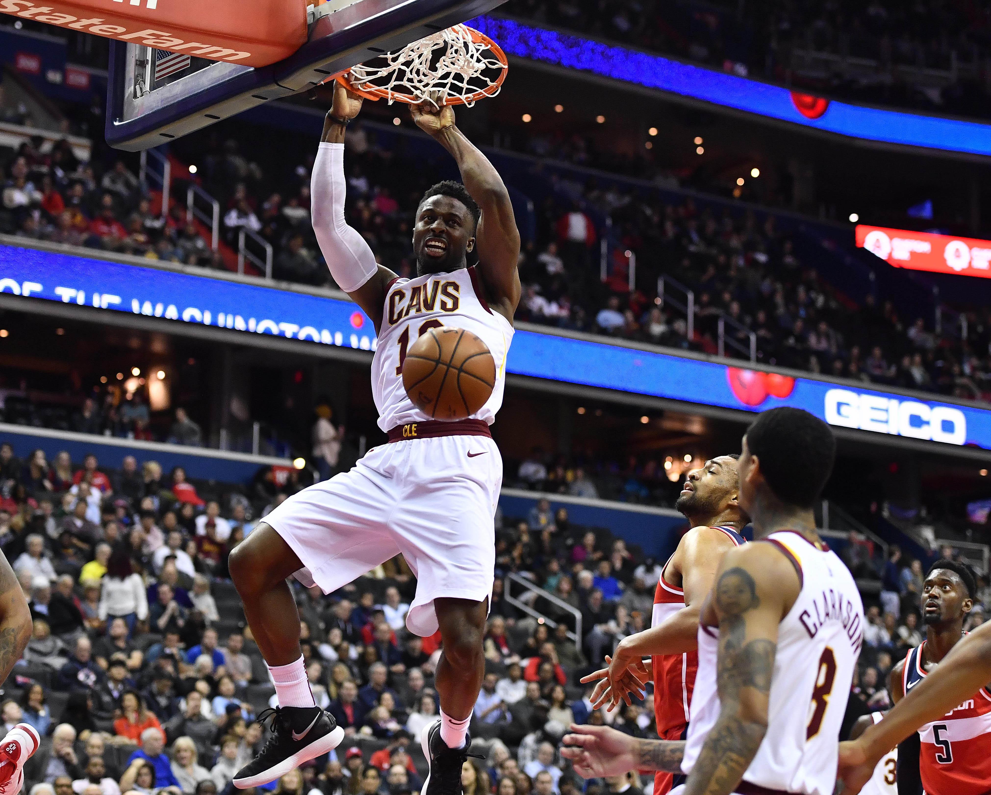 Brooklyn Nets sign David Nwaba.