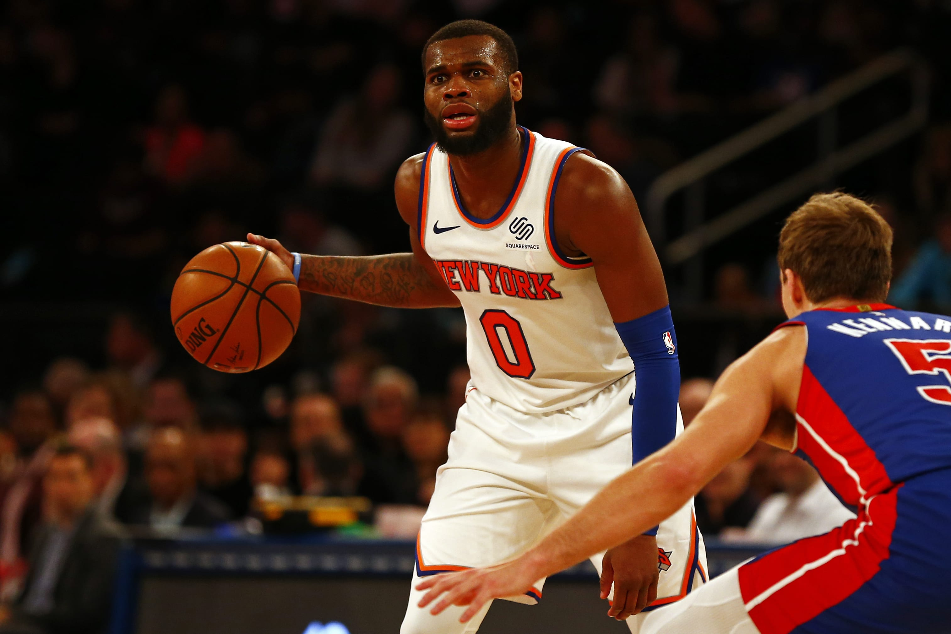 New York Knicks, Kadeem Allen