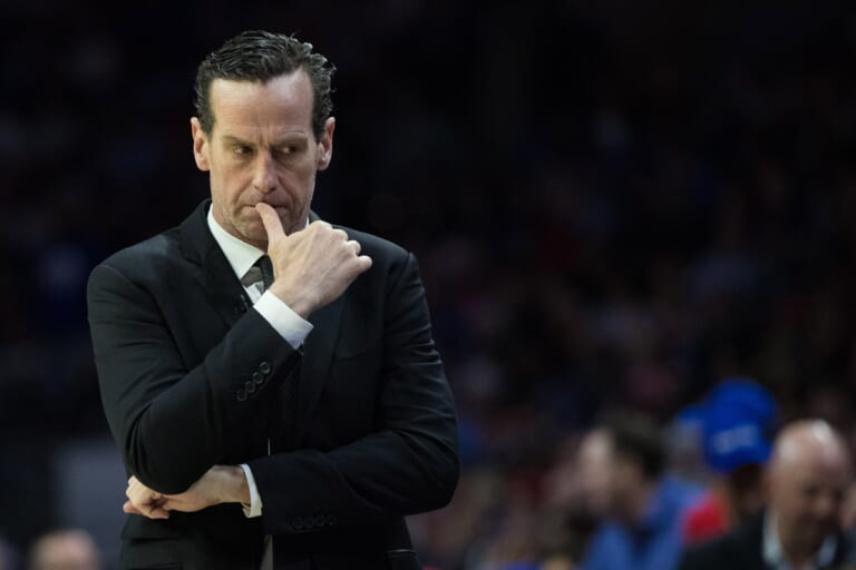 Brooklyn Nets, Kenny Atkinson
