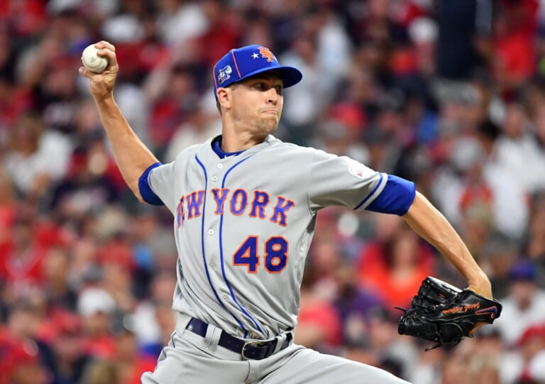 New York Mets, Jacob deGrom