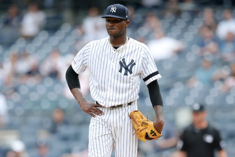 New York Yankees, Domingo German