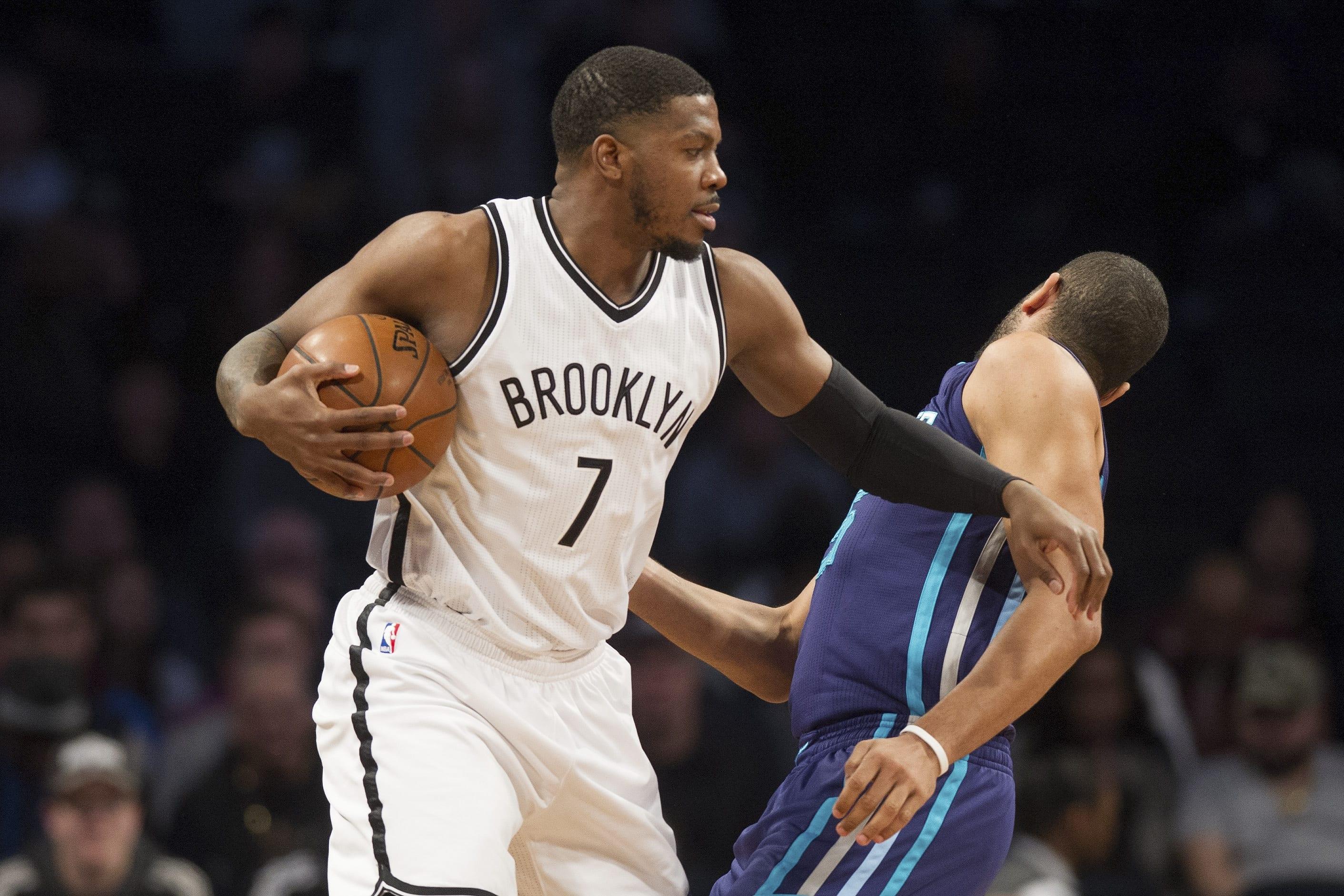 Brooklyn Nets, Joe Johnson