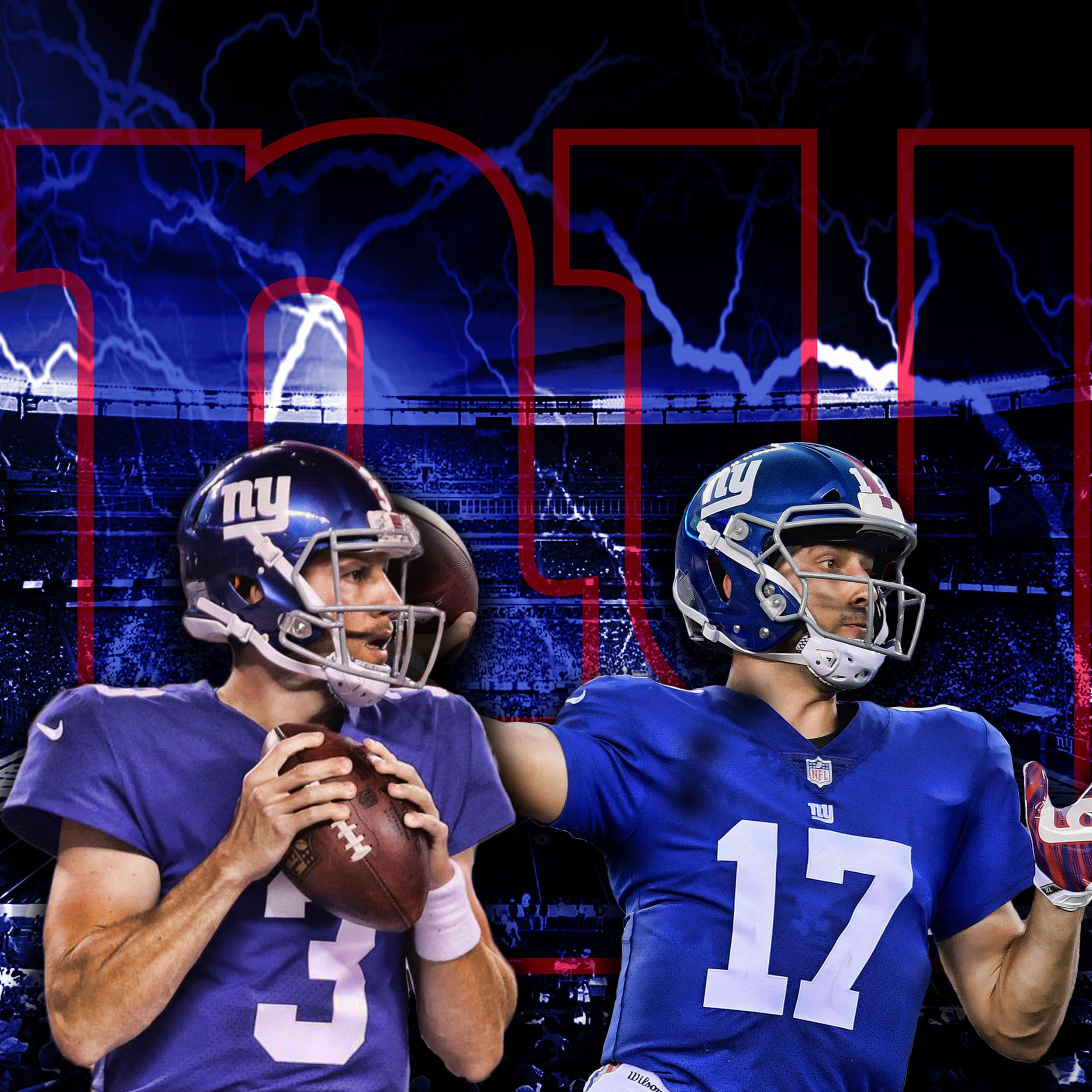 New York Giants, Alex Tanney, Daniel Jones