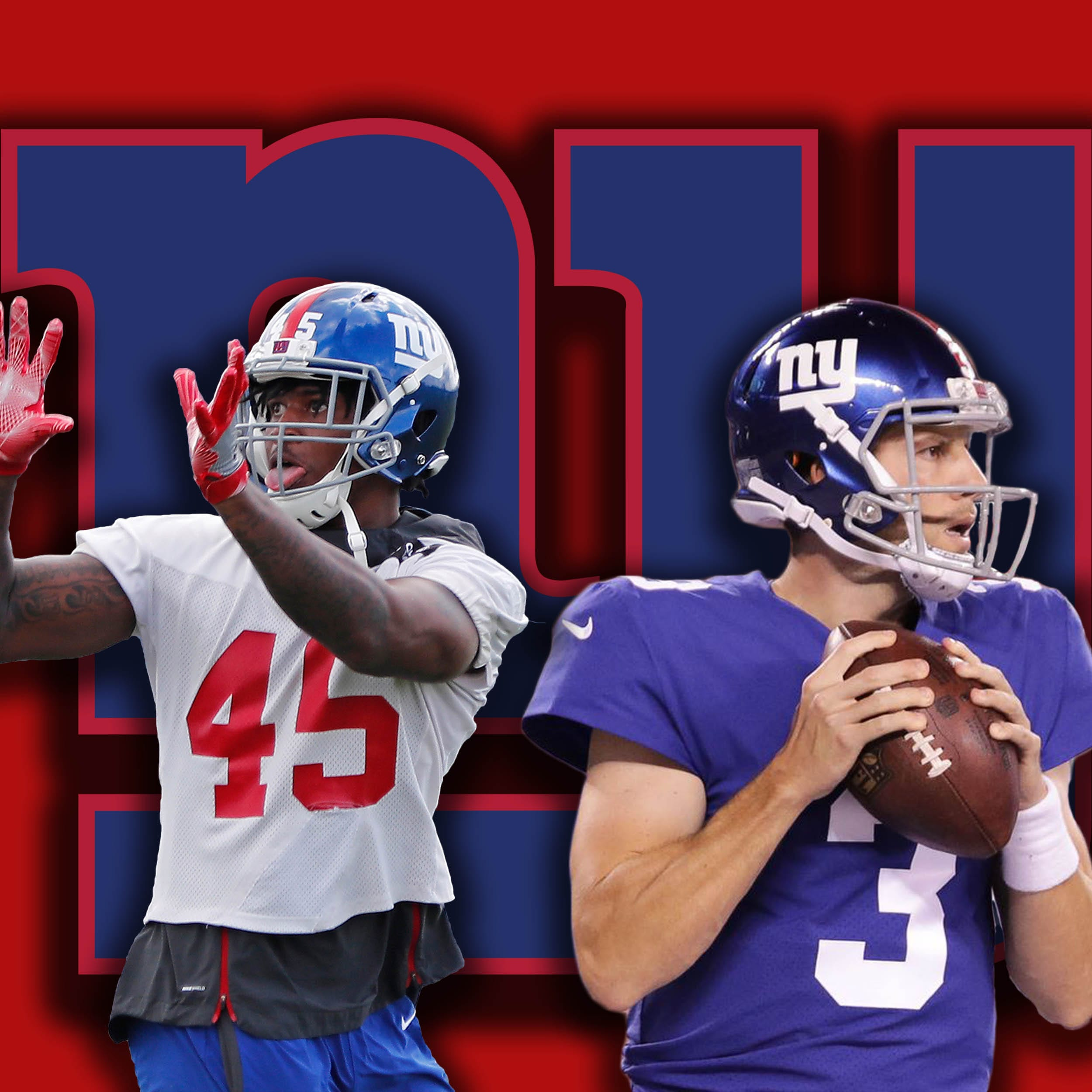 newest 6012f 5e802 New York Giants: Players On The Roster Bubble To Watch ...