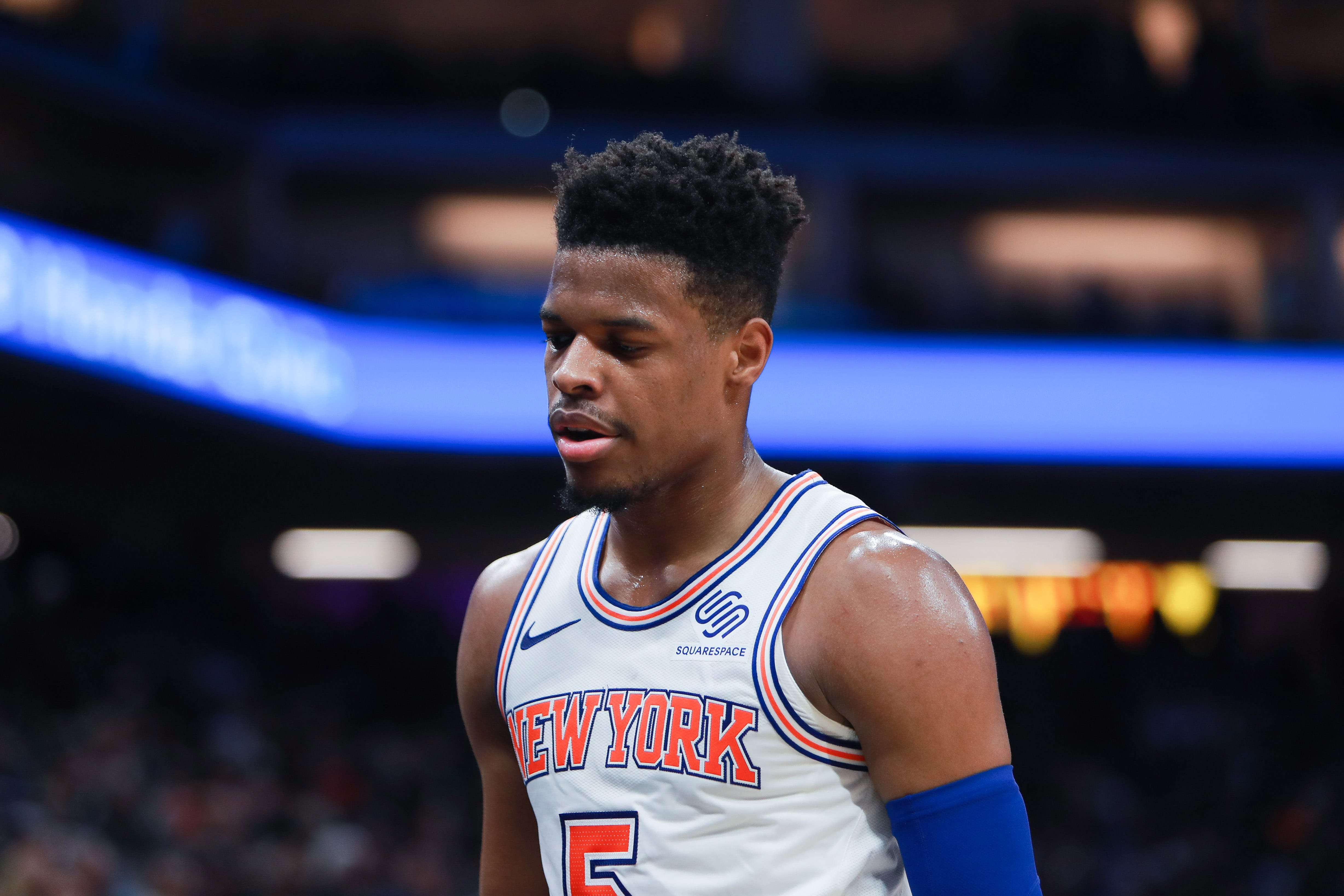 timeless design a0d24 c6200 New York Knicks: Why Dennis Smith Jr. could explode in 2019