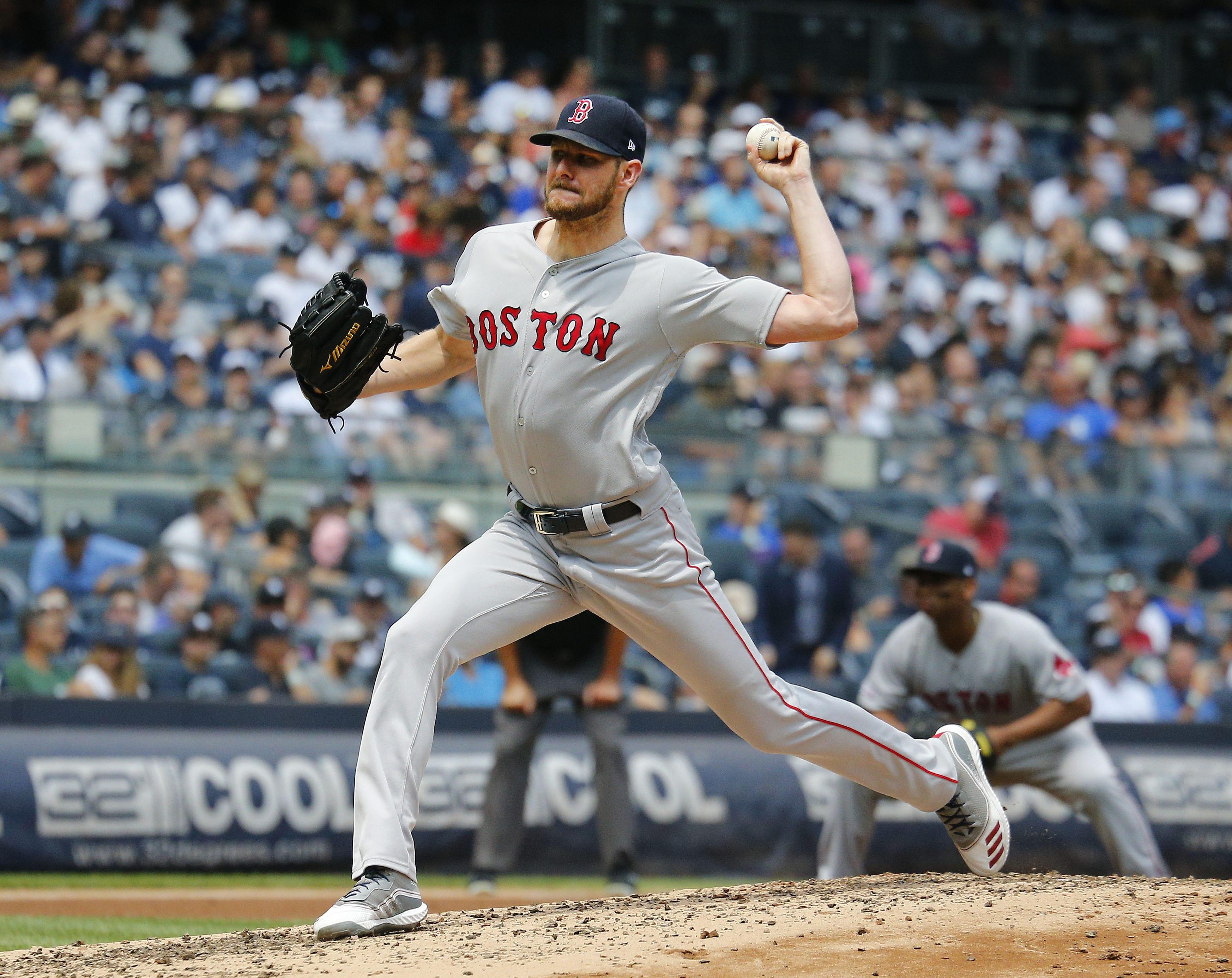 New York Yankees, Chris Sale