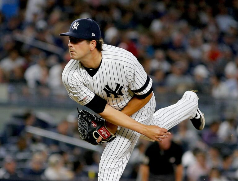 New York Yankees, Brady Lail