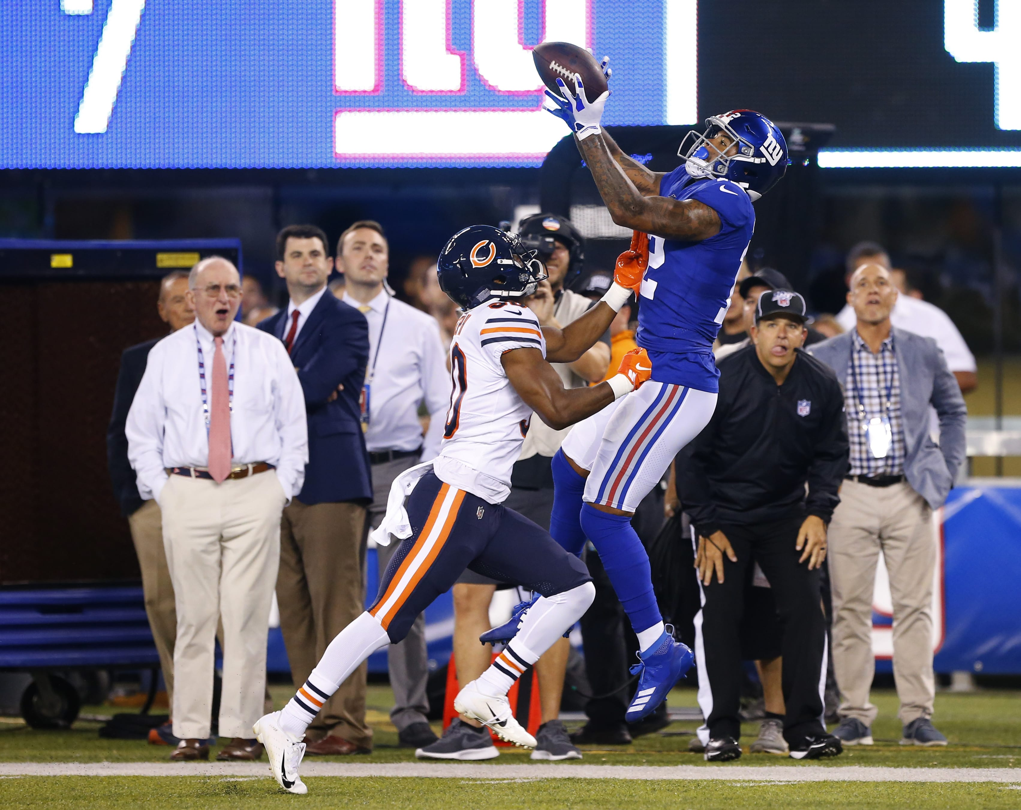 info for 6e5fe cfbfc New York Giants: Cody Latimer has competition for the No. 3 ...