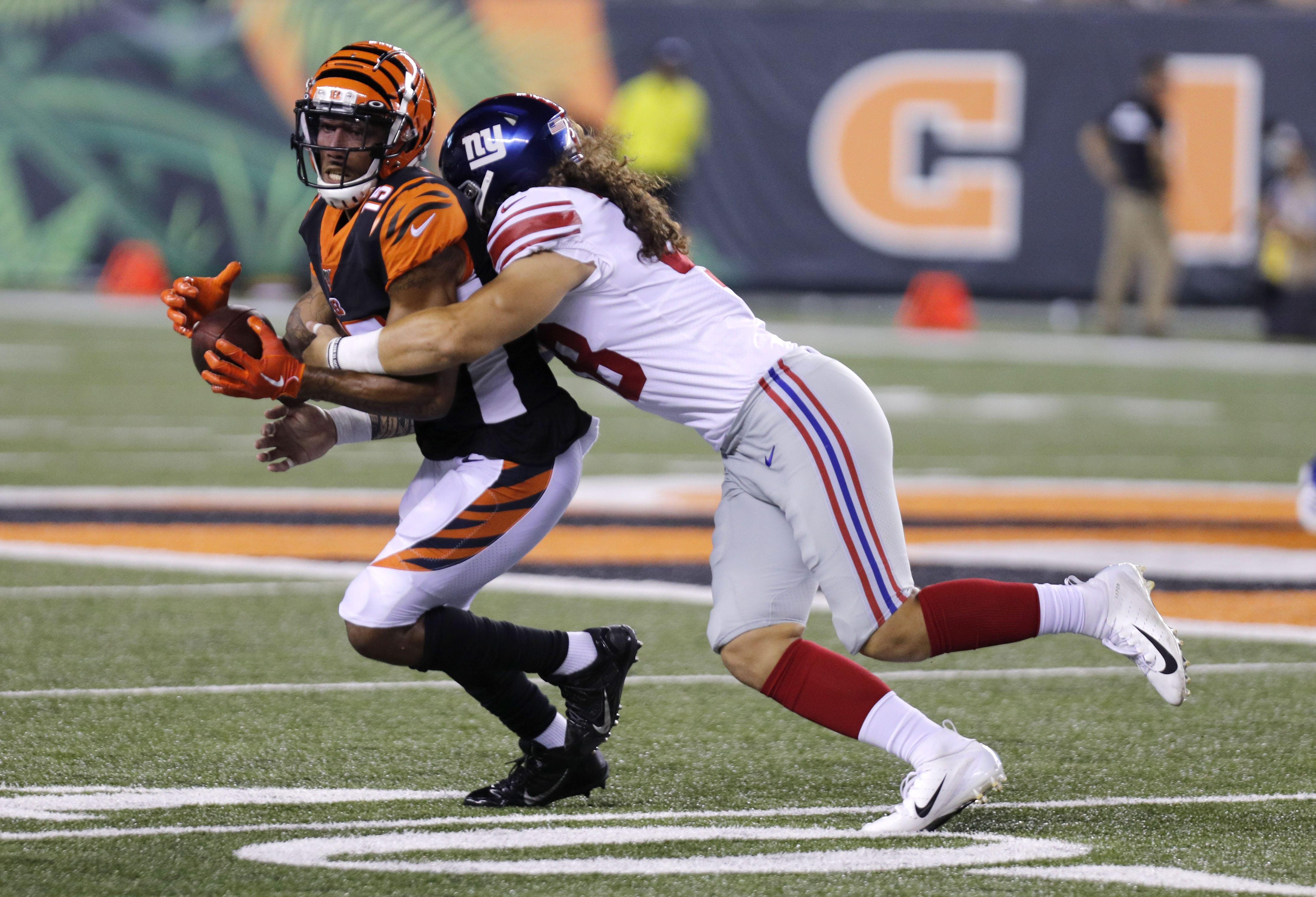 Josiah Tauaefa, New York Giants