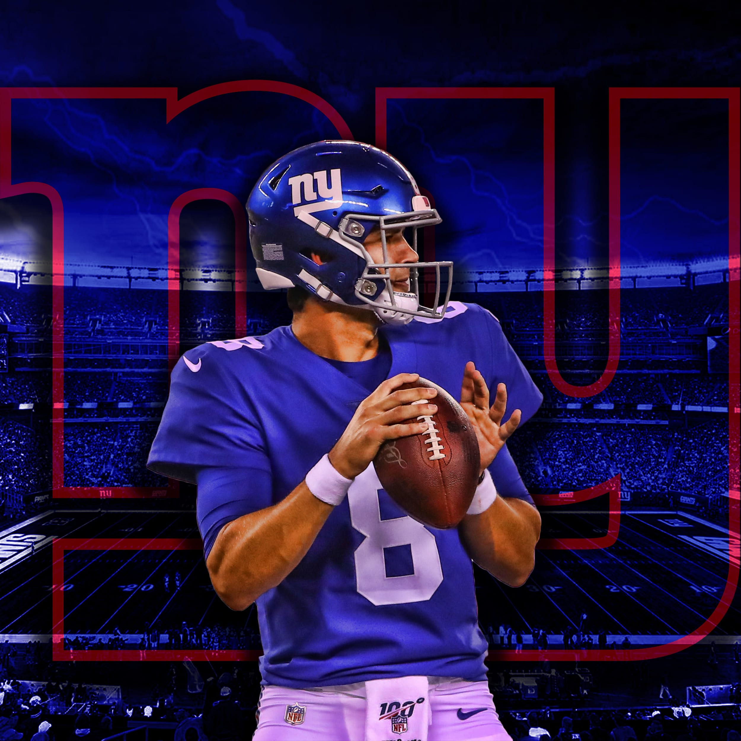 New York Giants, Daniel Jones, Giants