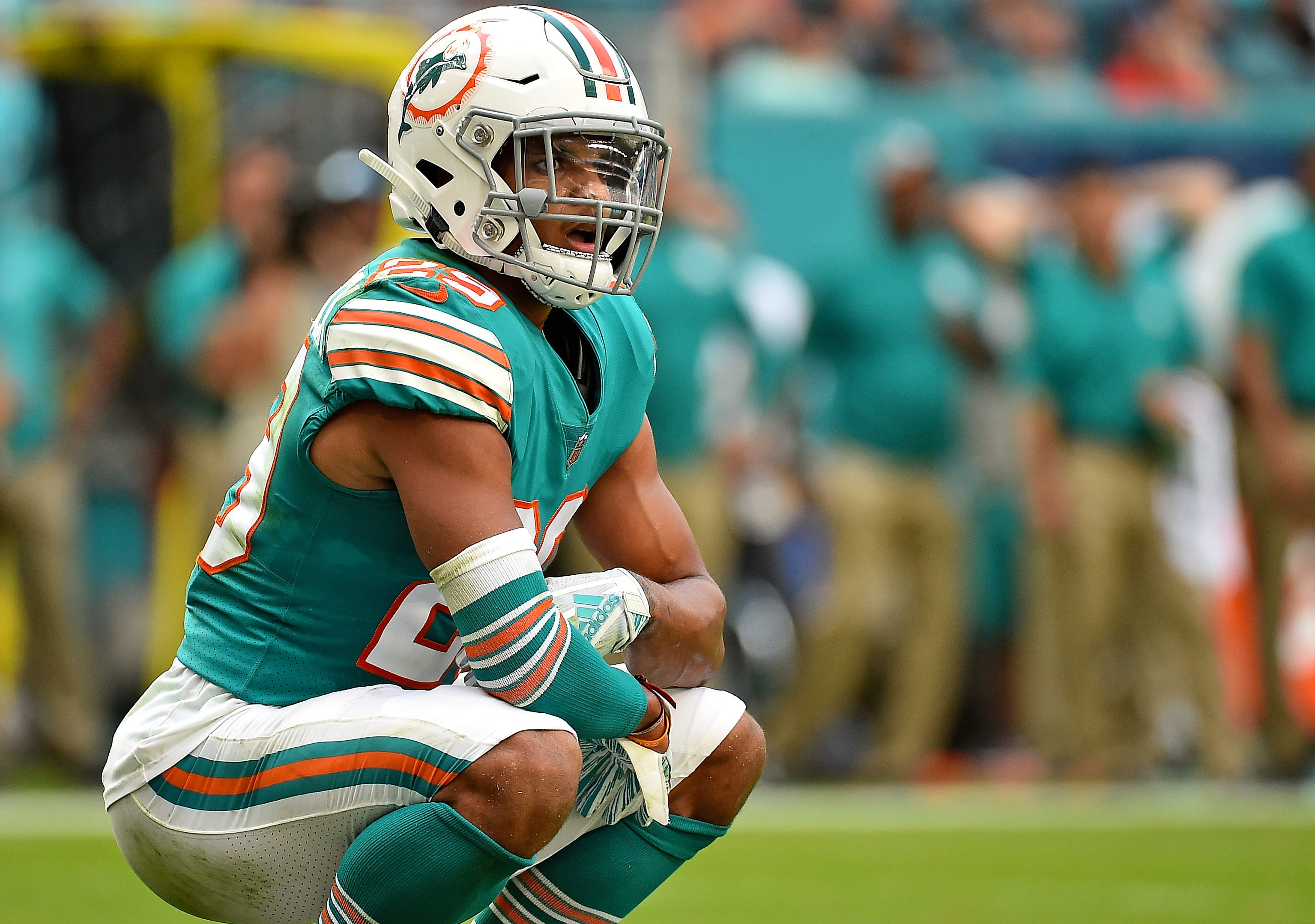 New York Giants should consider Miami Dolphins defender, Minkah Fitzpatrick.