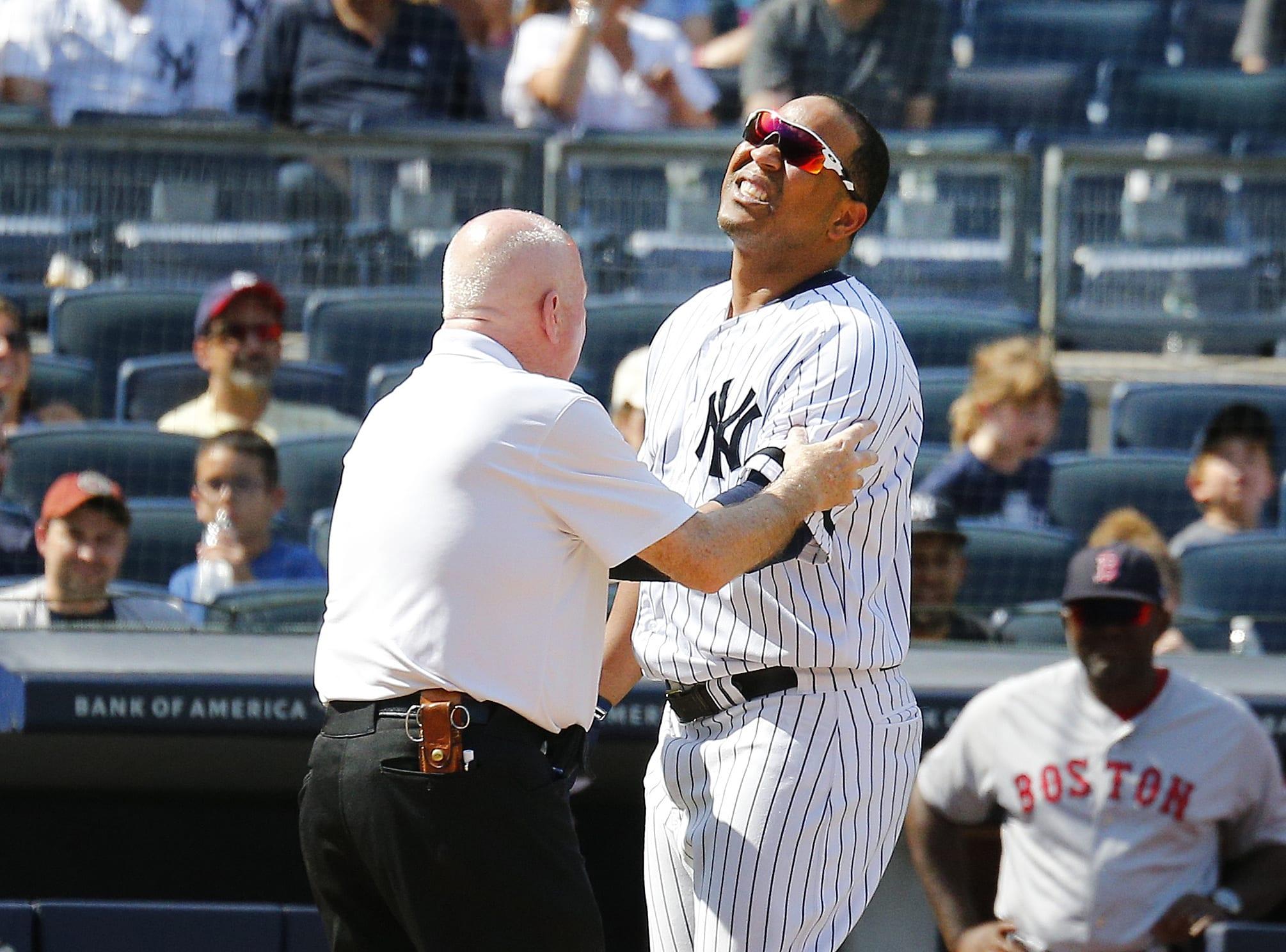 Should New York Yankees shortstop Didi Gregorius be considered a top five shortstop?
