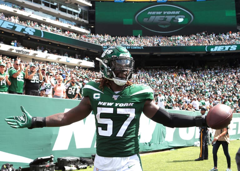 The curious case of C.J. Mosley and the New York Jets