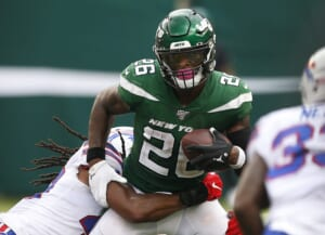 New York Jets: Le'Veon Bell could miss some time