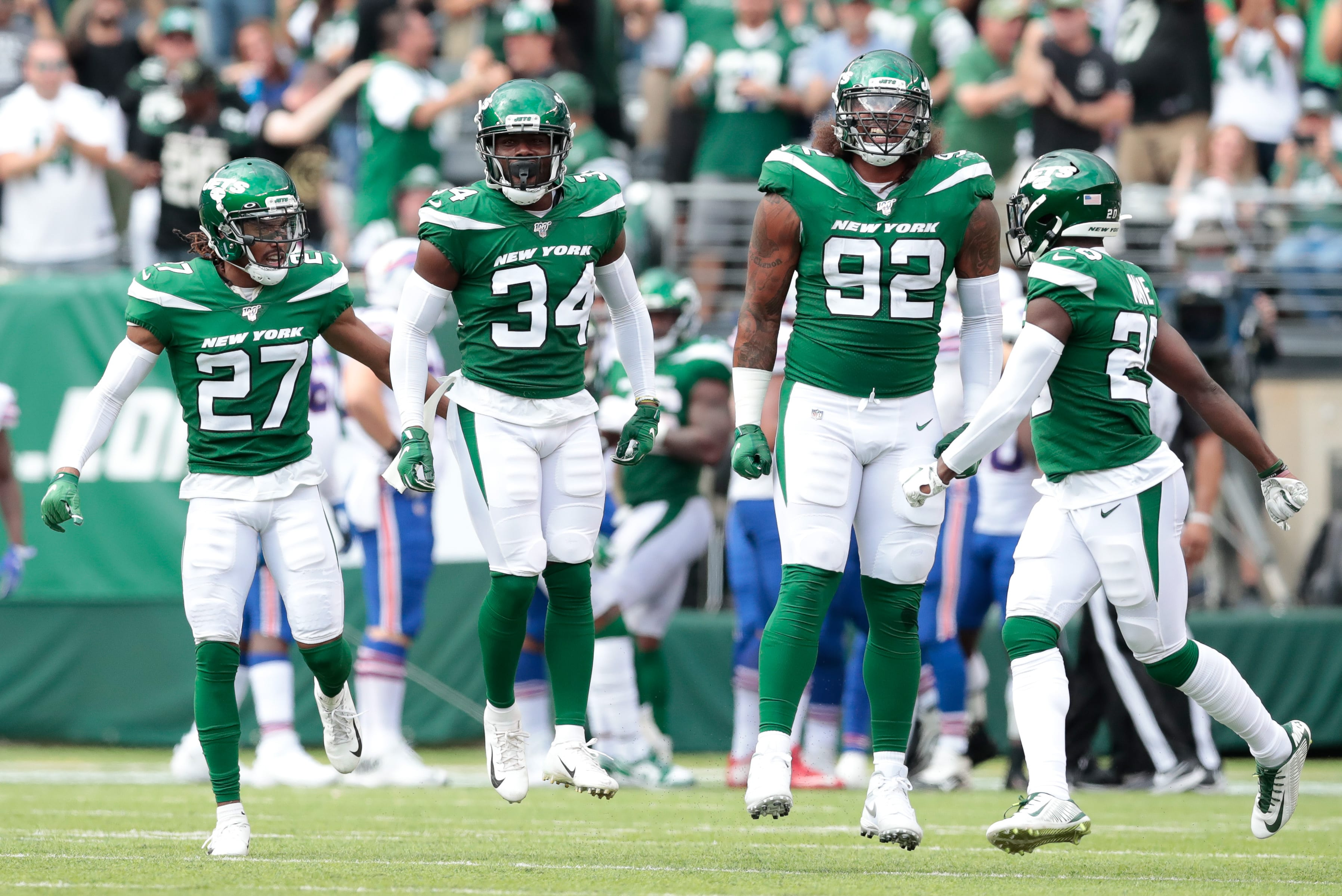 on sale e9d5a d89cd New York Jets: Thoughts on week three loss to Patriots