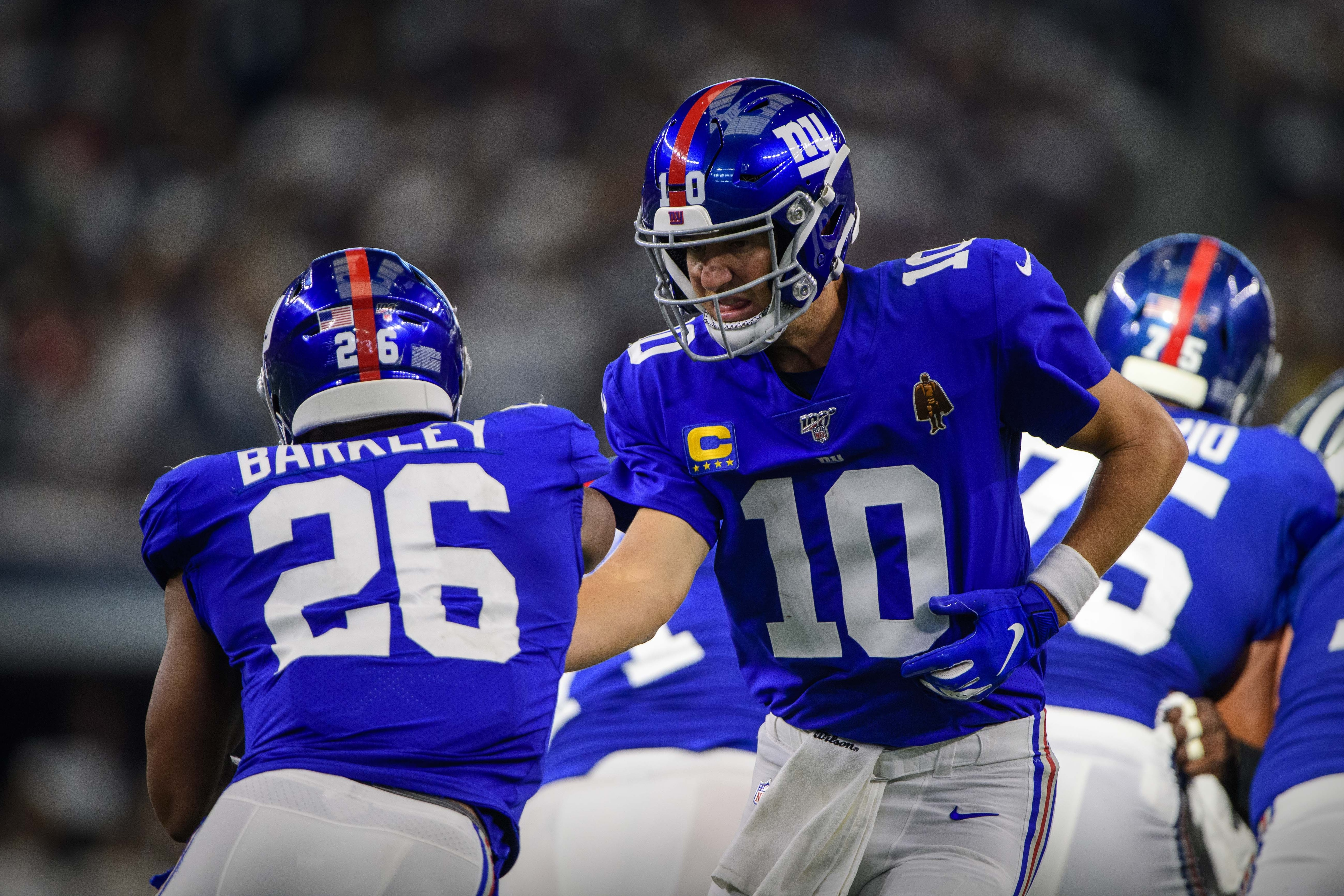 factory authentic 7a94a 91e20 New York Giants: The one positive takeaway from the loss to ...