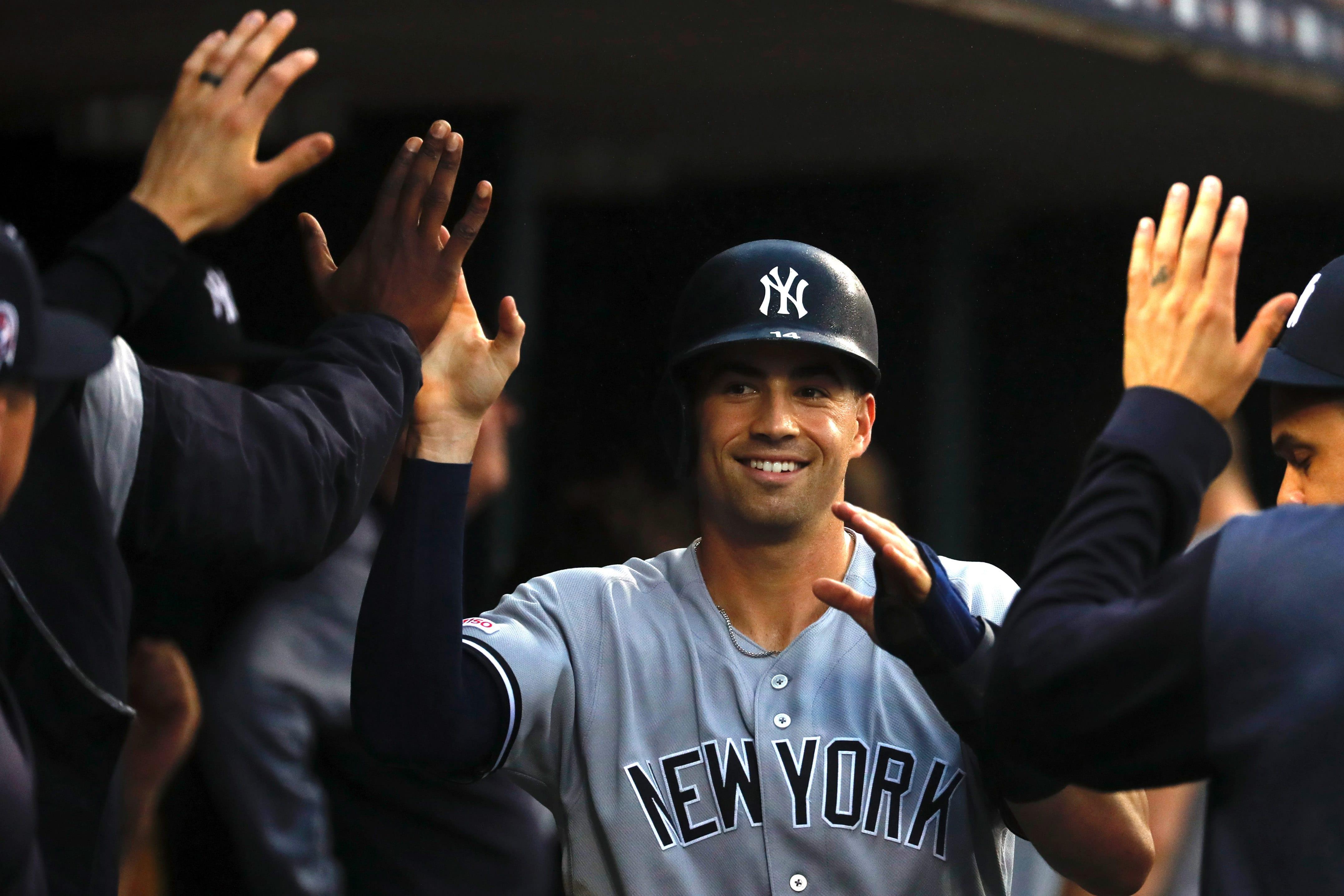 New York Yankees, Tyler Wade