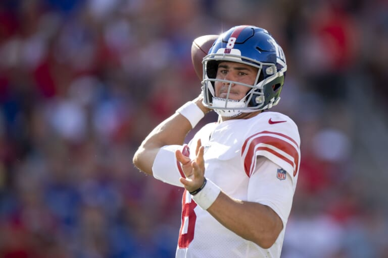New York Giants, Daniel Jones