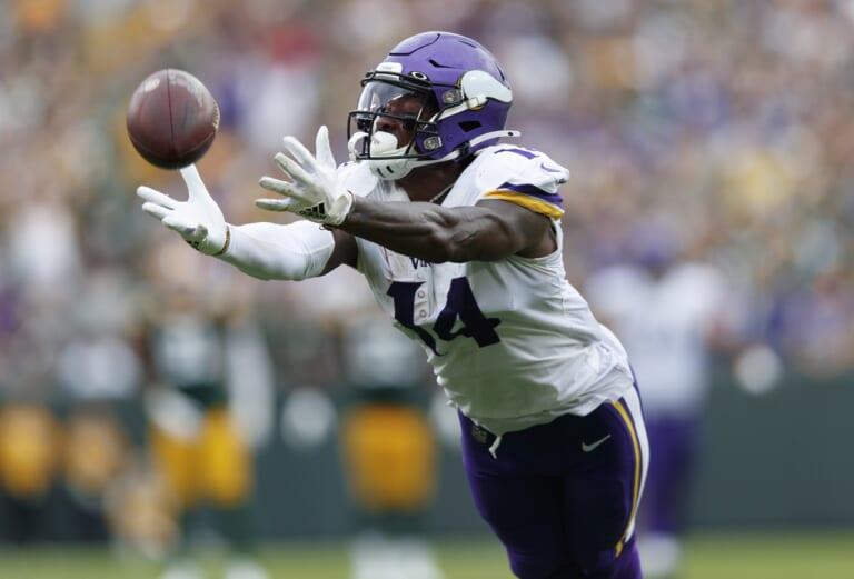 Should the New York Giants inquire about Stefon Diggs?