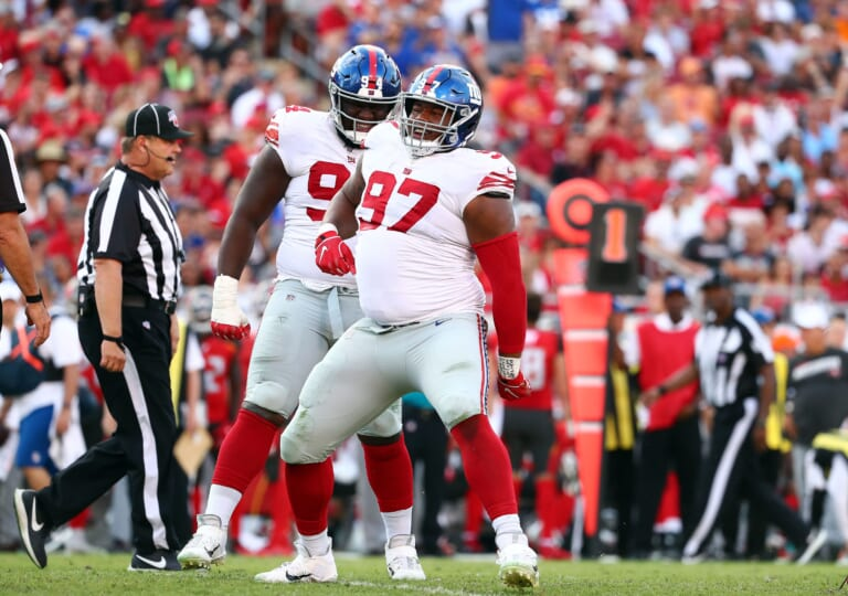 3 New York Giants players primed to make big jumps in 2021