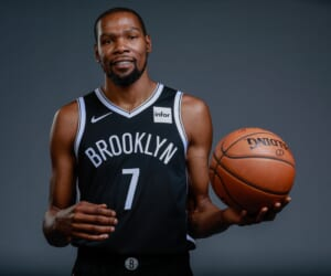 Kevin Durant, Brooklyn Nets