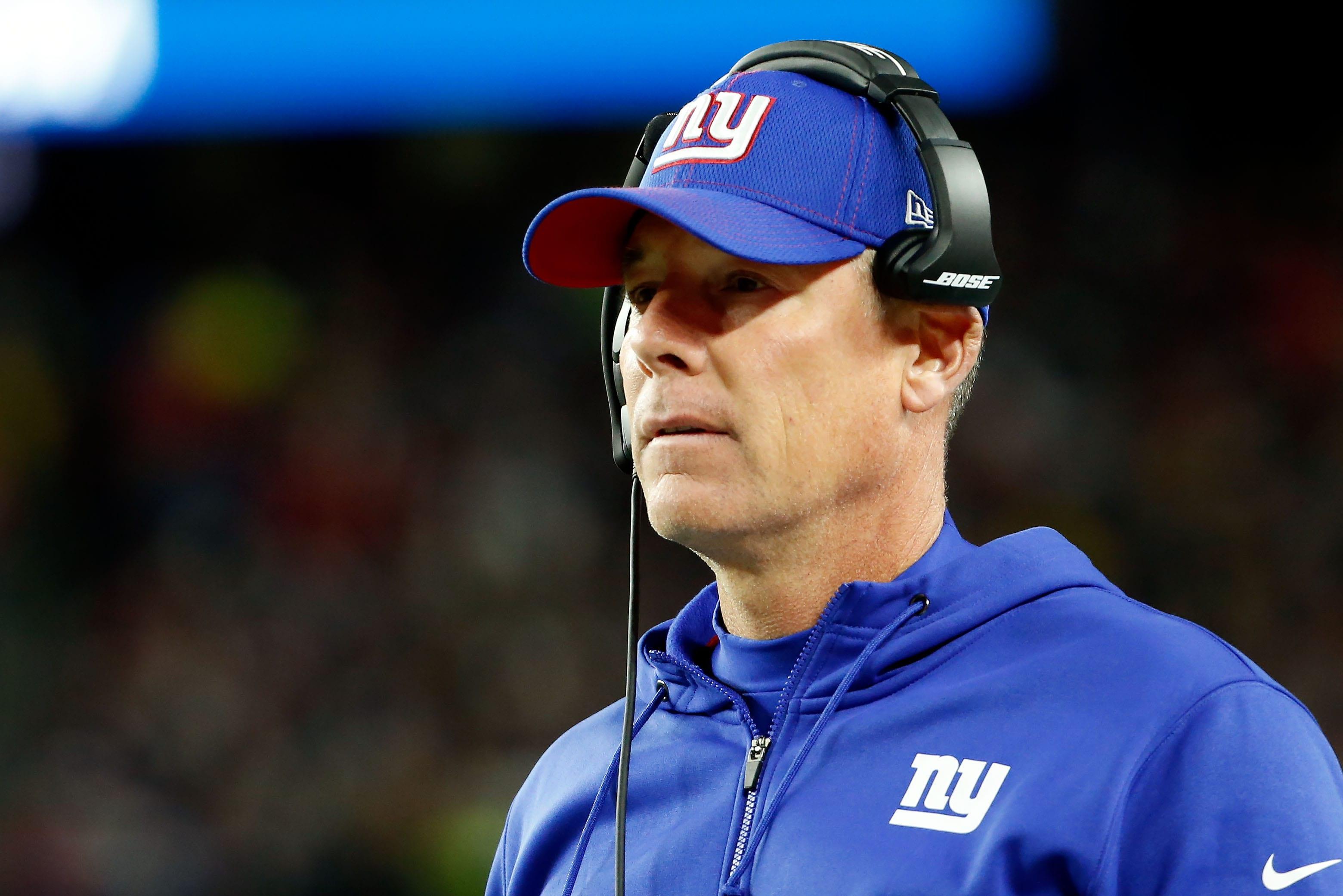 New York Giants, Pat Shurmur