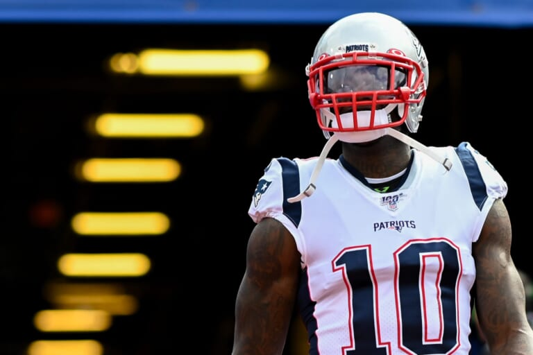 Will the New York Giants claim Josh Gordon off waivers?