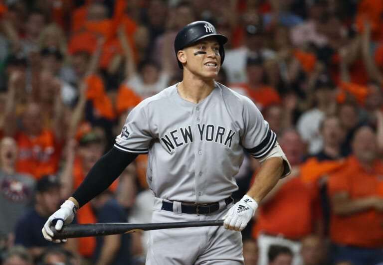 The New York Yankees Should Be Worried About Aaron Judge