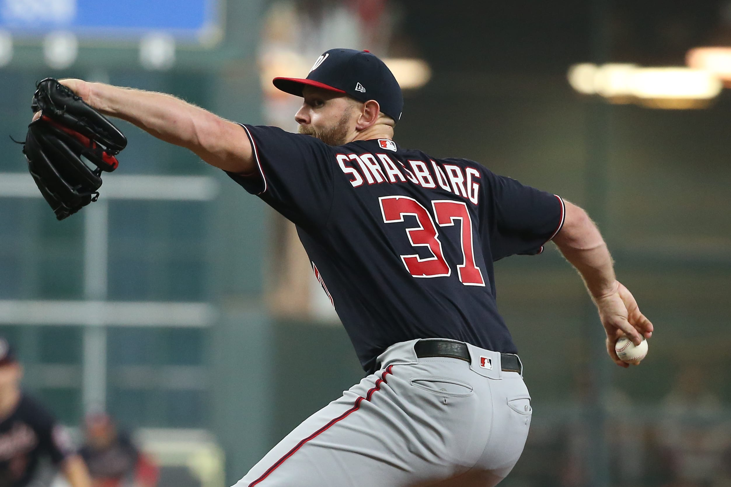 Could the New York Yankees pursue Stephen Strasburg this offseason?