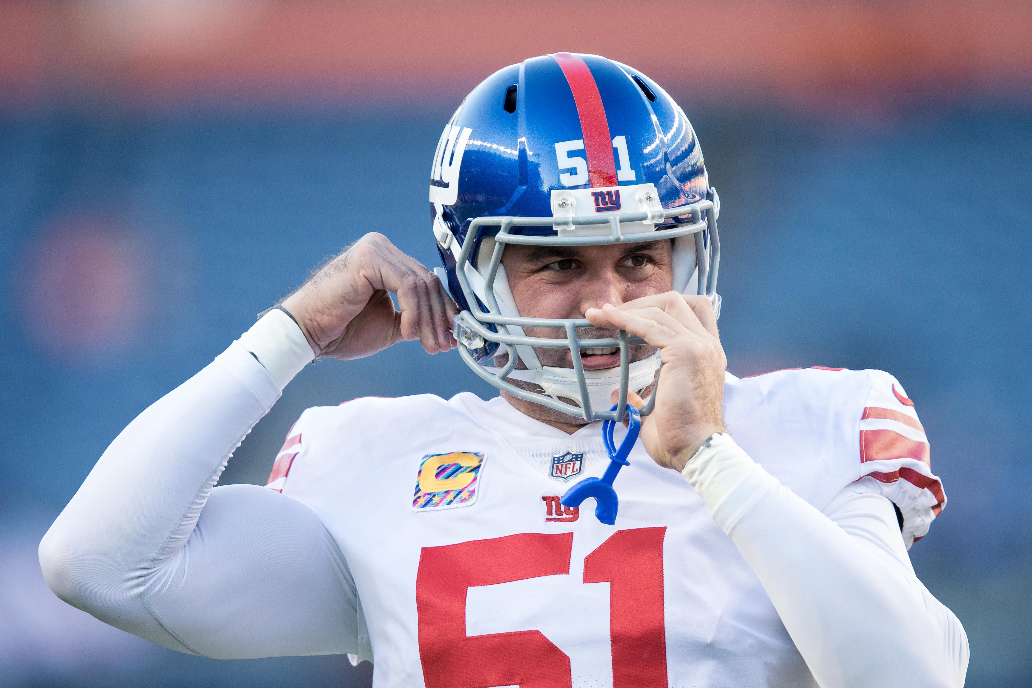 New York Giants, Zak DeOssie
