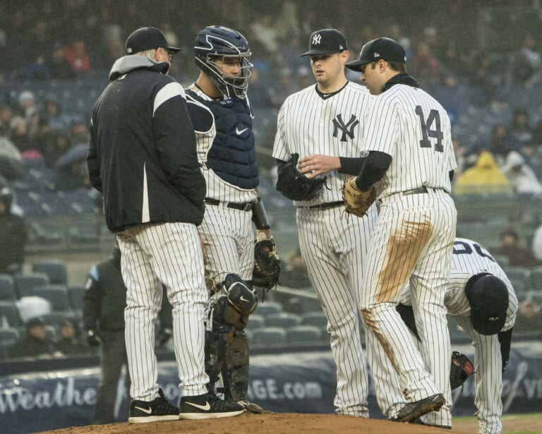 New York Yankees Recap: Montgomery implodes, Yankees lose seven in a row