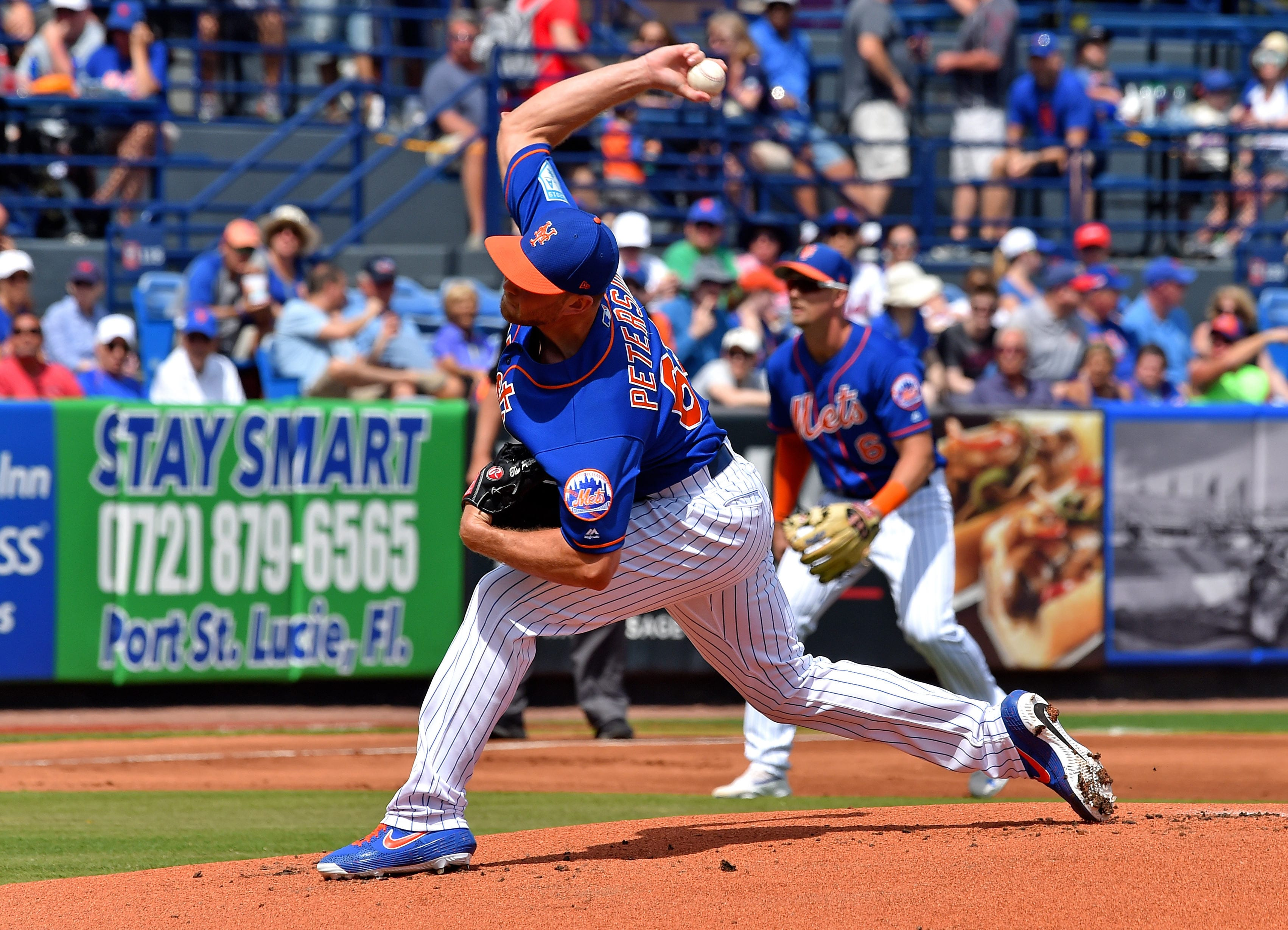 New York Mets, David Peterson
