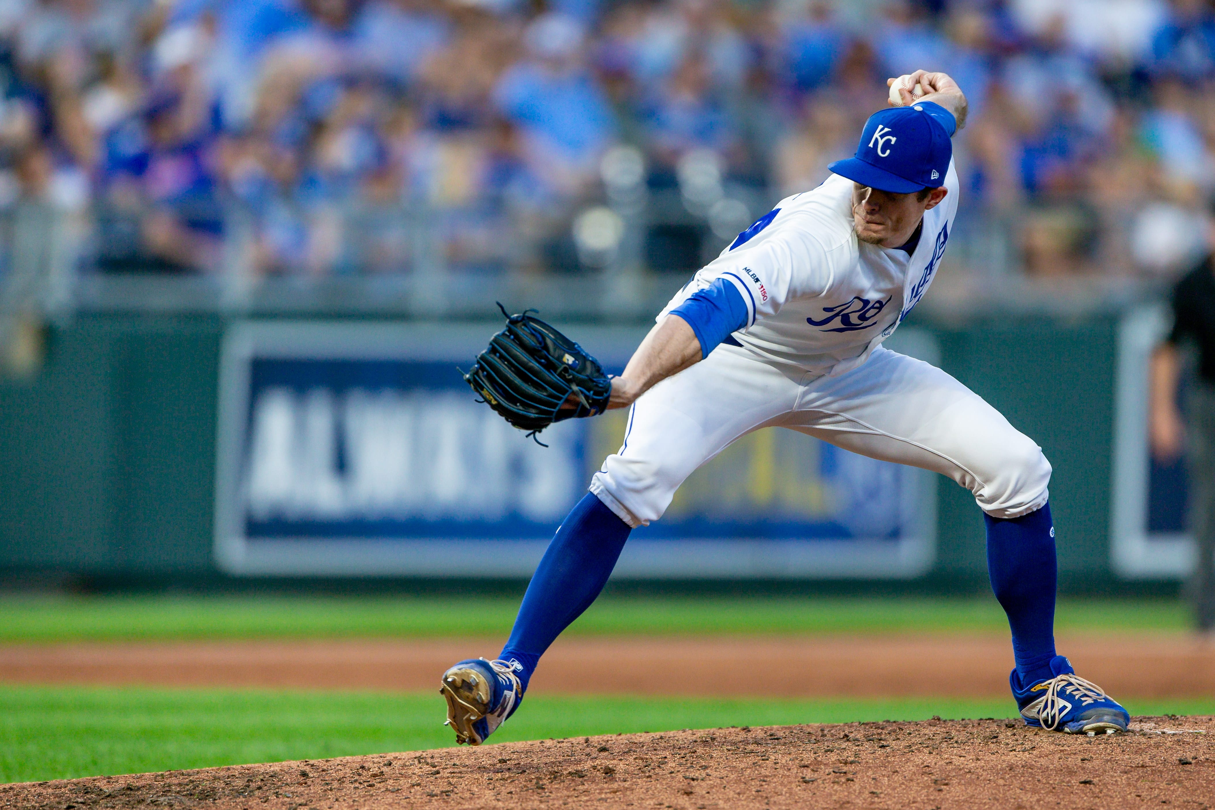 New York Yankees have potential interest in Royals pitcher, Tim Hill.