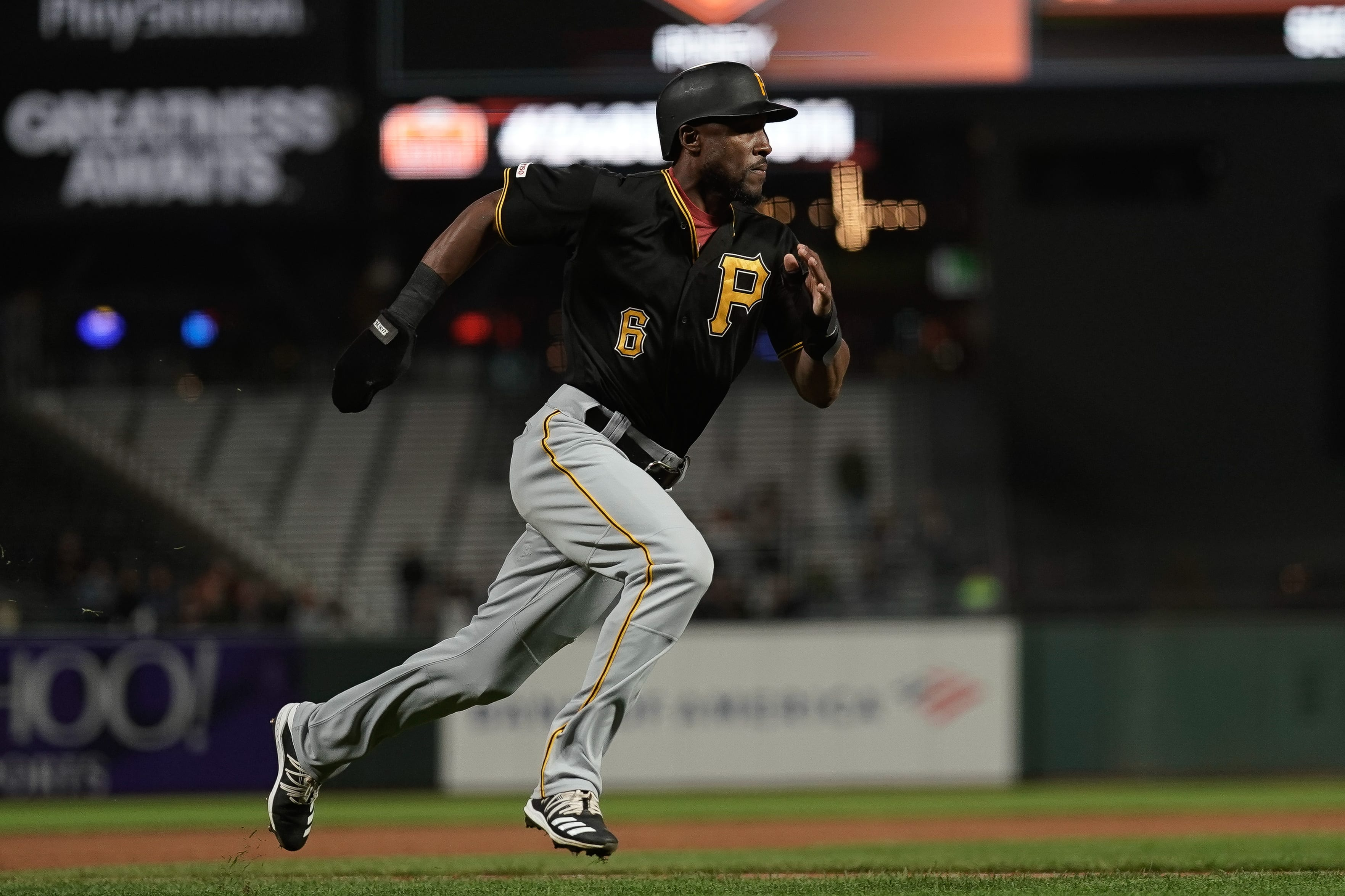 New York Mets interested in trading for Starling Marte.