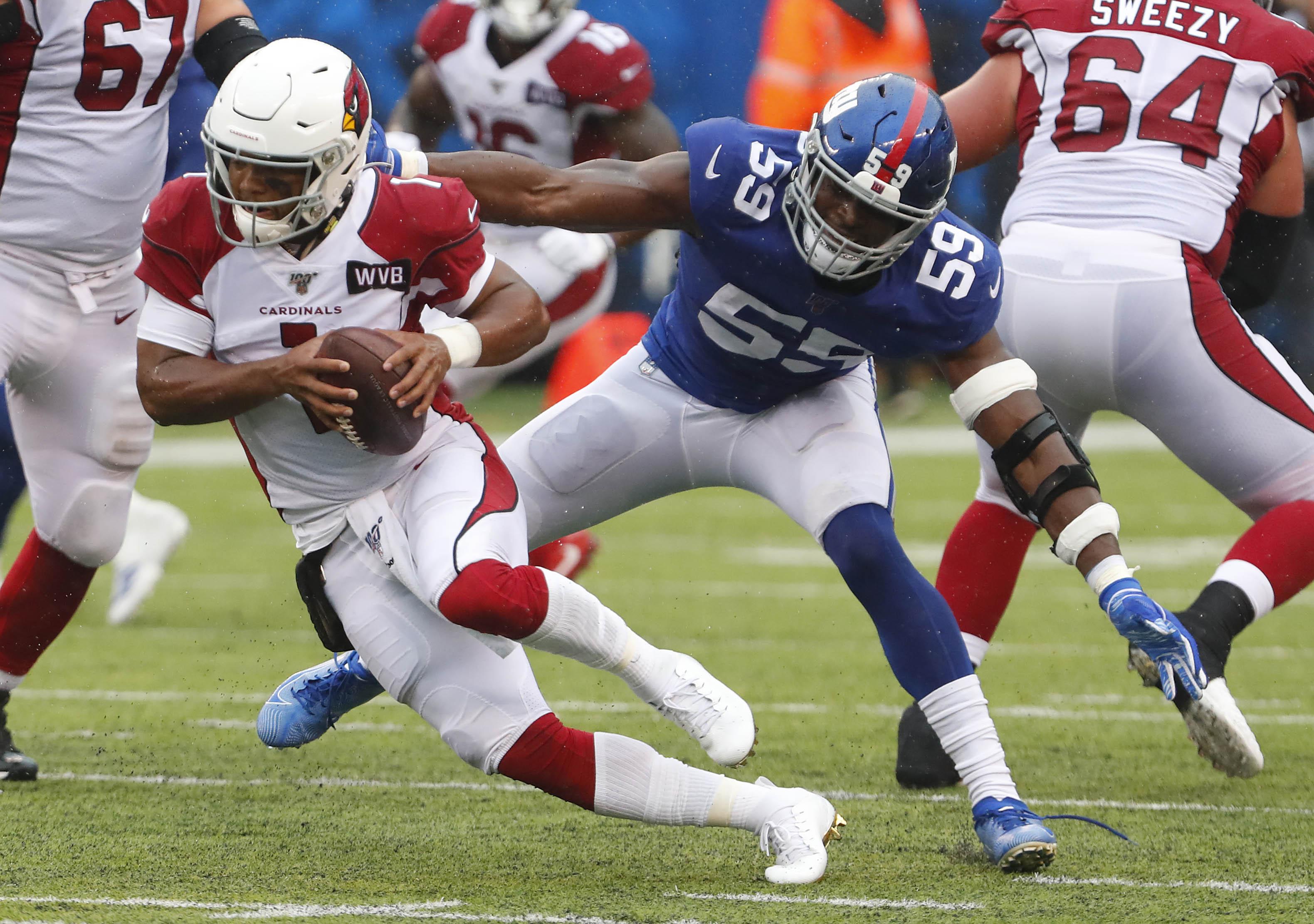 New York Giants, Lorenzo Carter